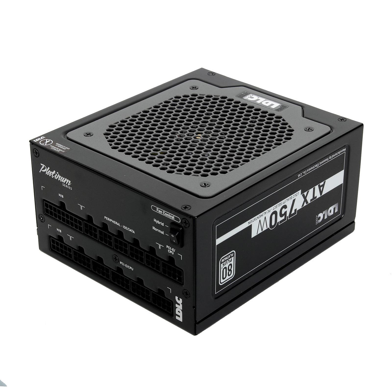 LDLC XT-750P 80PLUS Platinum (Garantie 5 ans)