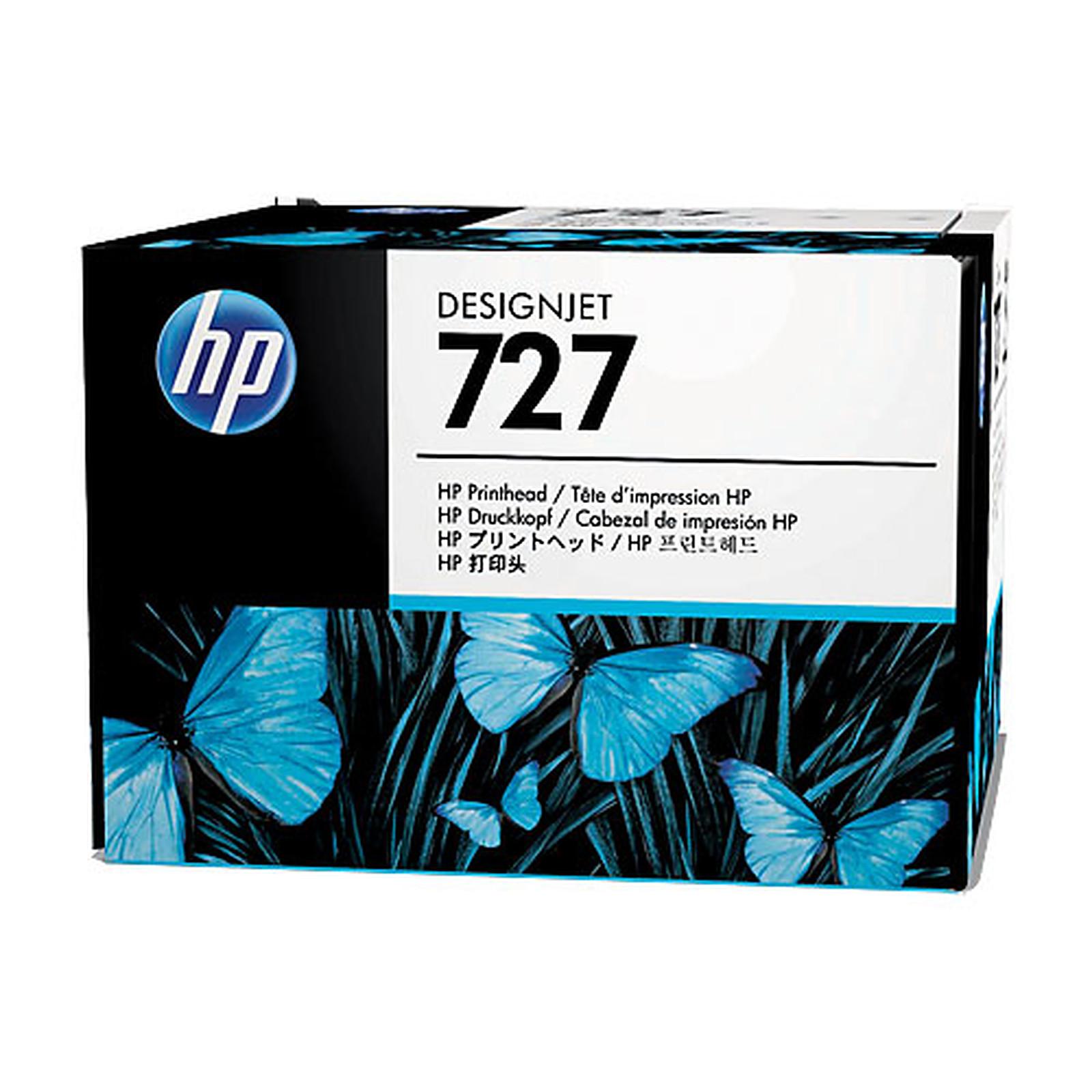 HP 727 Designjet - 6 couleurs