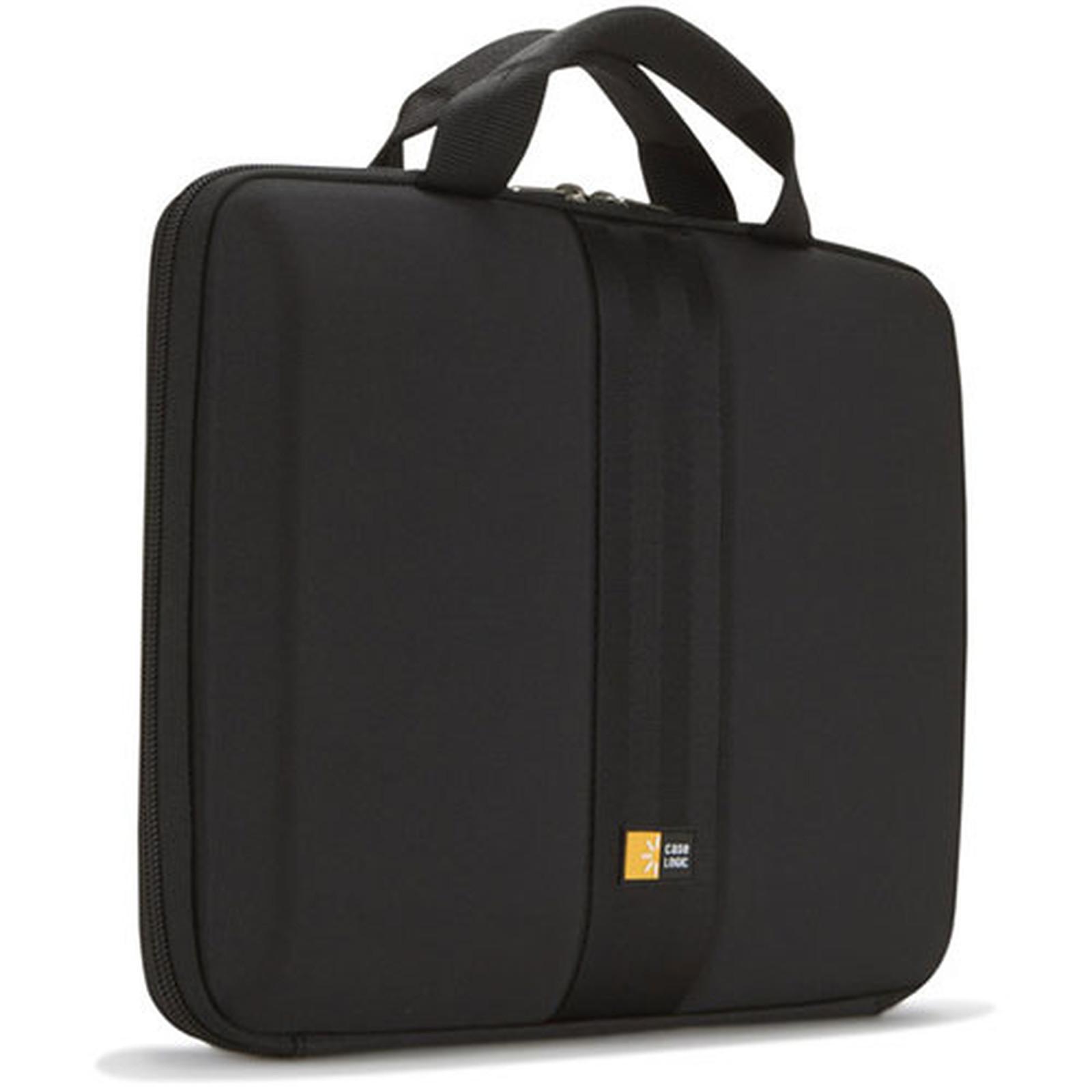 34c1d41d0e Case Logic QNS-113 Sacoche à coque semi-rigide et rembourrée pour  ordinateur portable ...