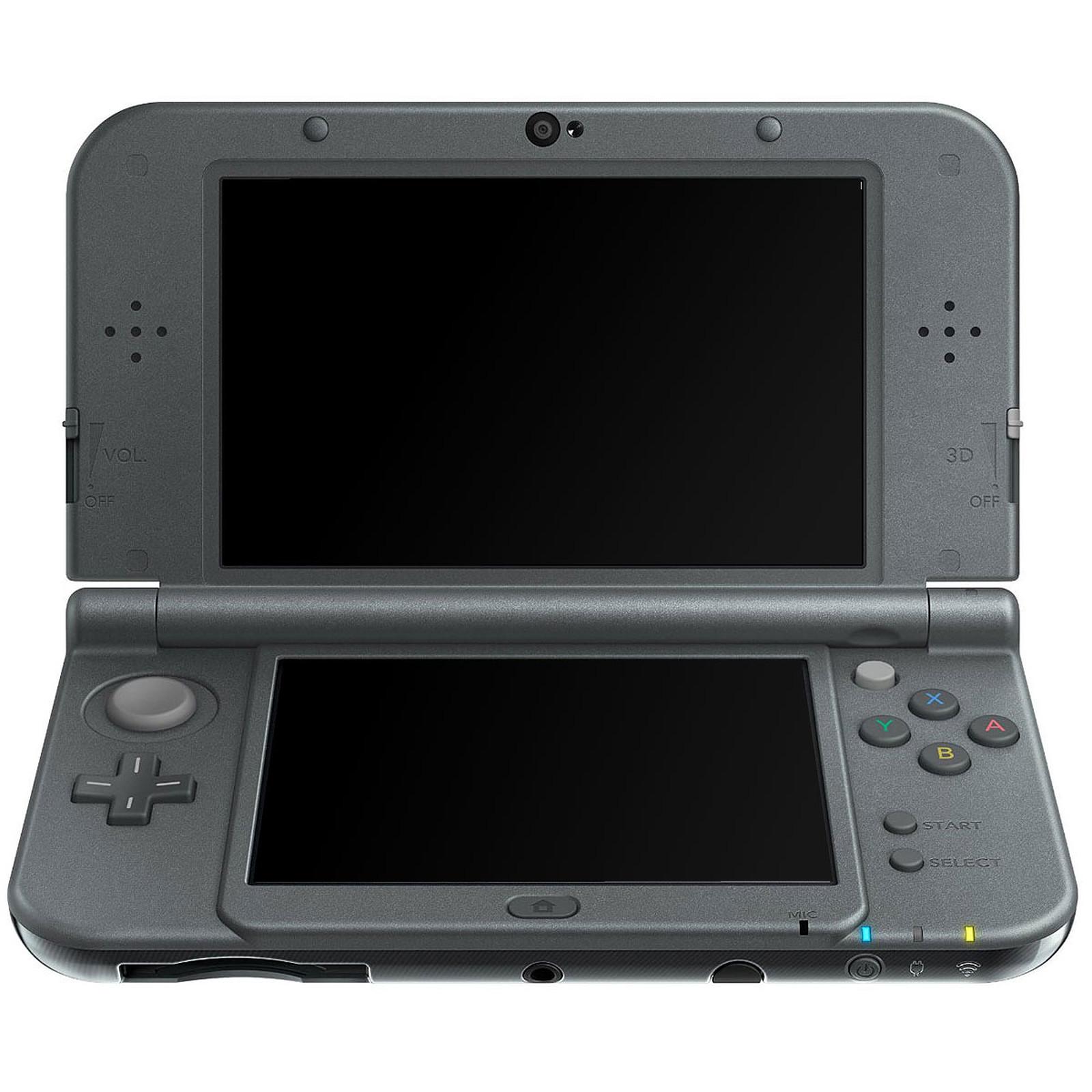 Nintendo New 3DS XL (noire)
