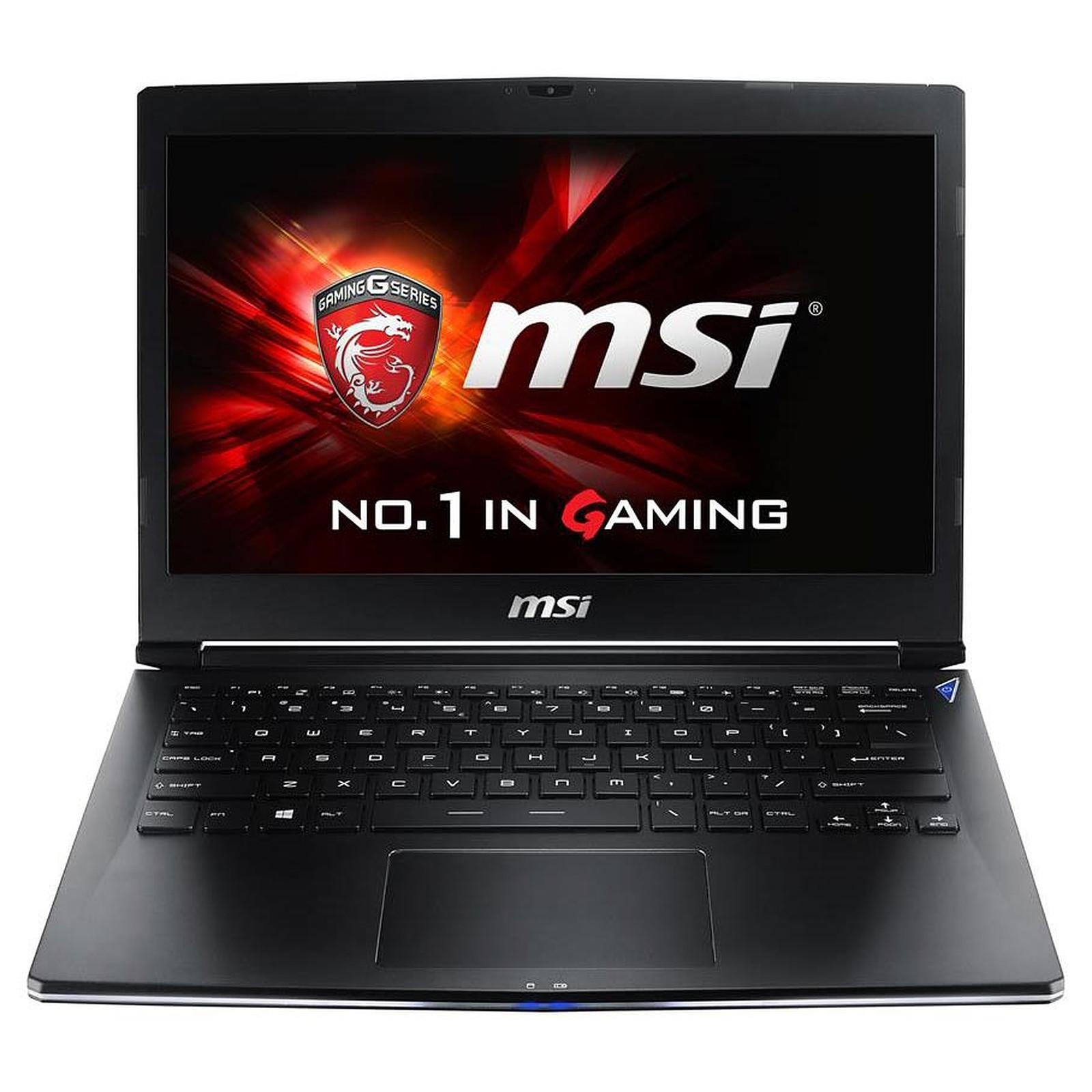 MSI GS30 2M-011XFR Shadow avec Gaming Dock