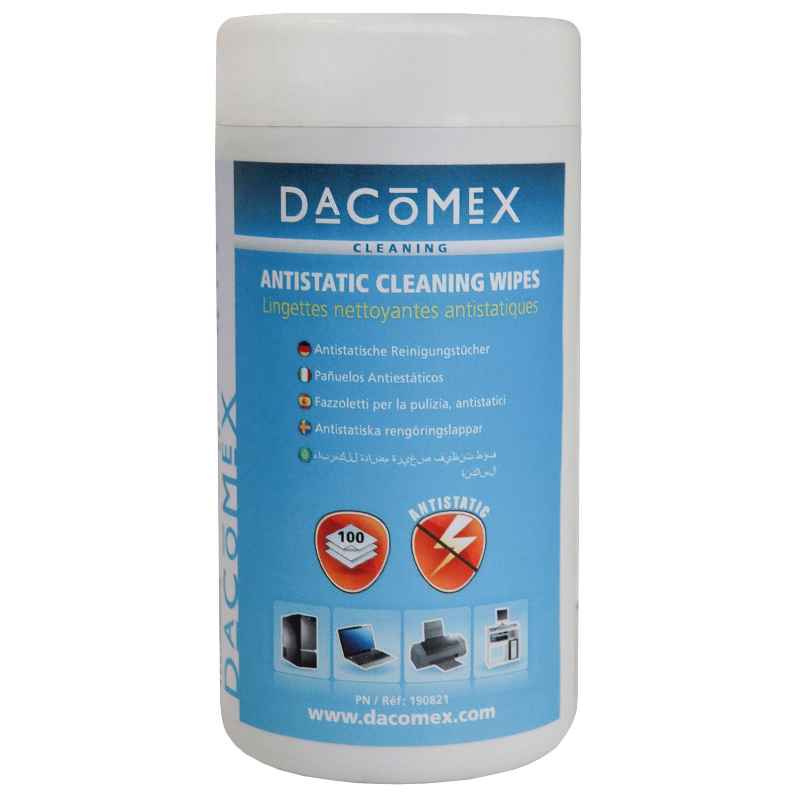 Dacomex lingettes nettoyantes (par 100)