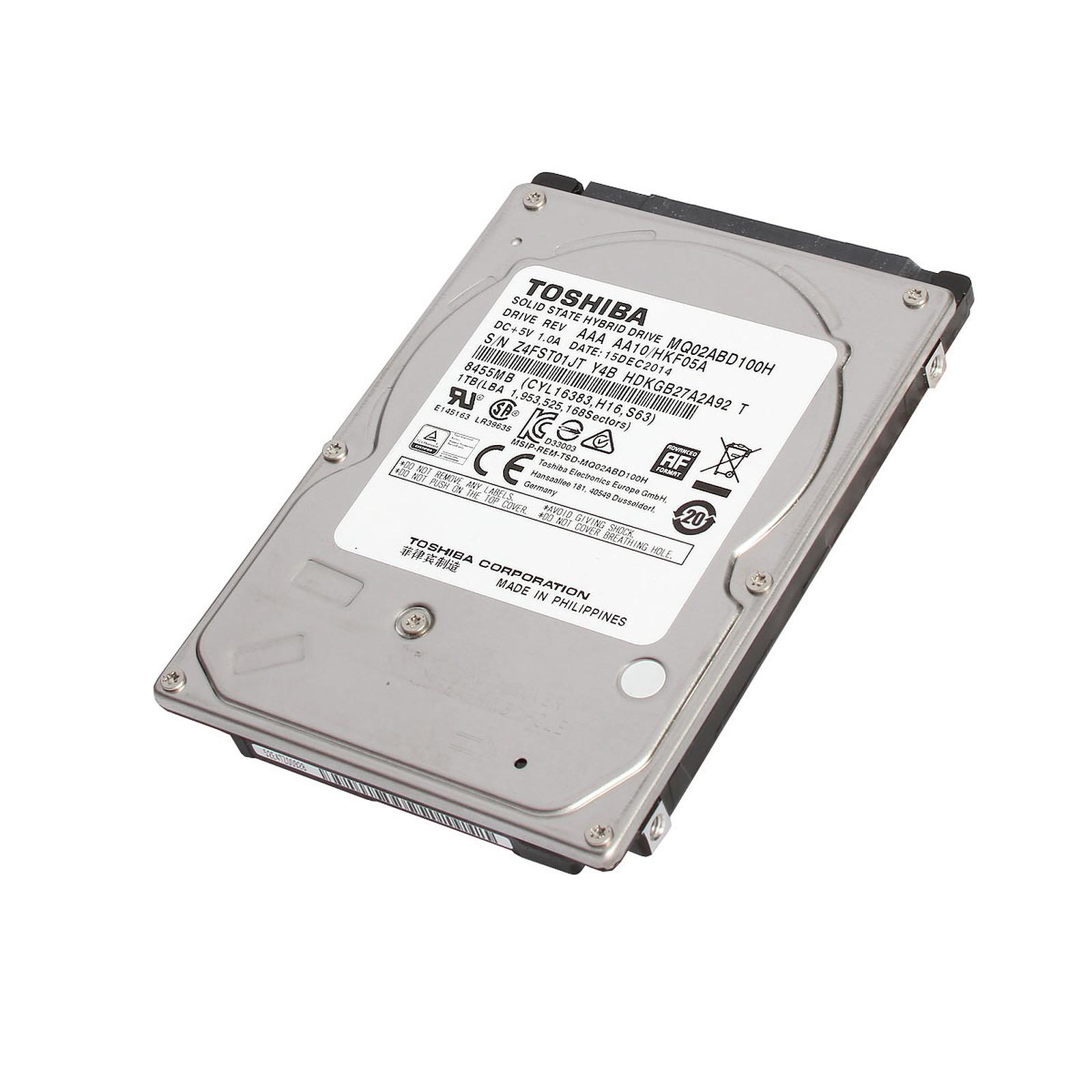 Toshiba MQ02ABF050H 500 Go