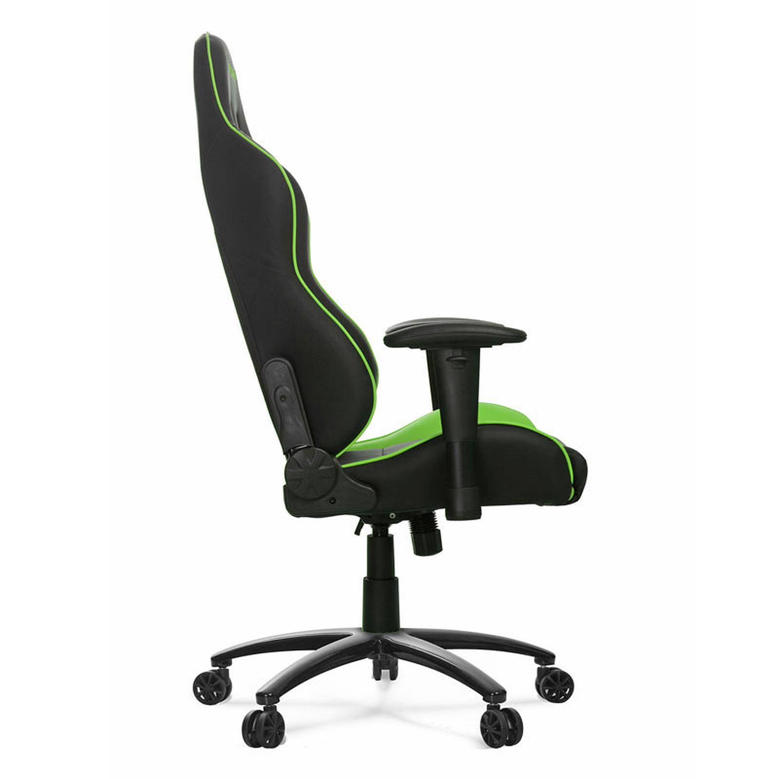 Akracing Nitro Gaming Chair Vert Fauteuil Gamer Akracing Sur