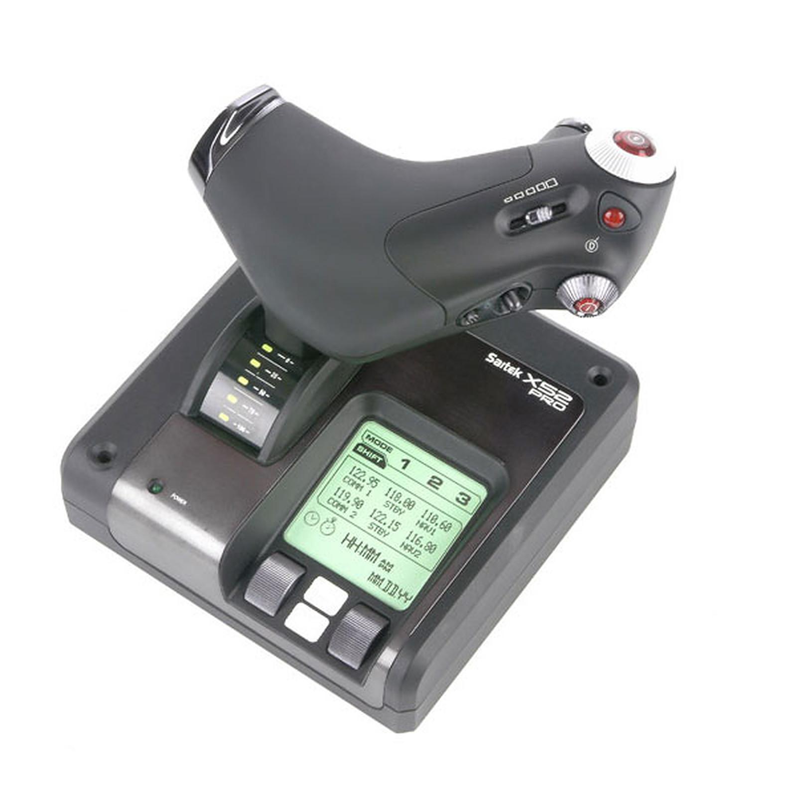 8ae00dcfd2a Logitech G Saitek X52 Pro Flight Control System - Joystick Saitek ...