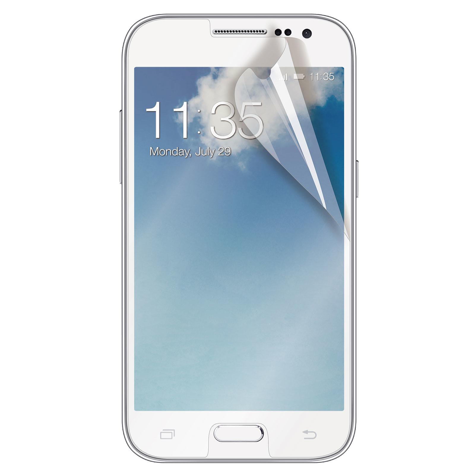 Muvit 2 Films de protection 1 Glossy et 1 Mat pour Samsung Galaxy Core Prime