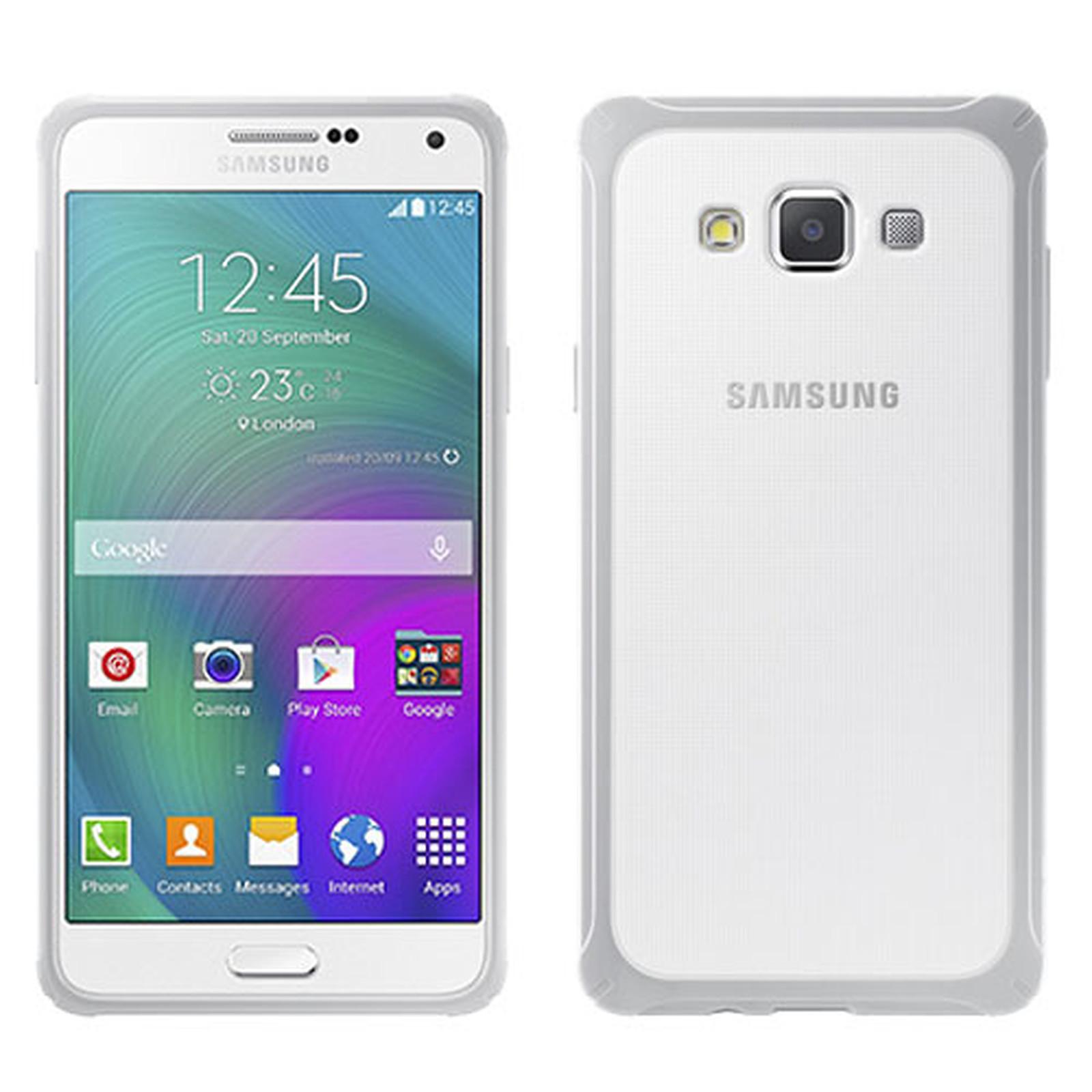 Samsung Protective Cover Blanc Samsung Galaxy A7