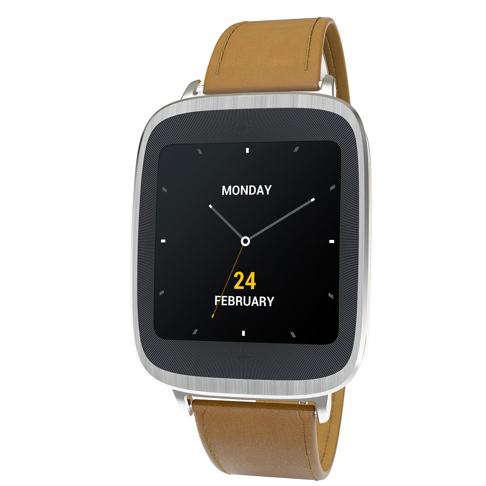 Asus ZenWatch Argent/Or