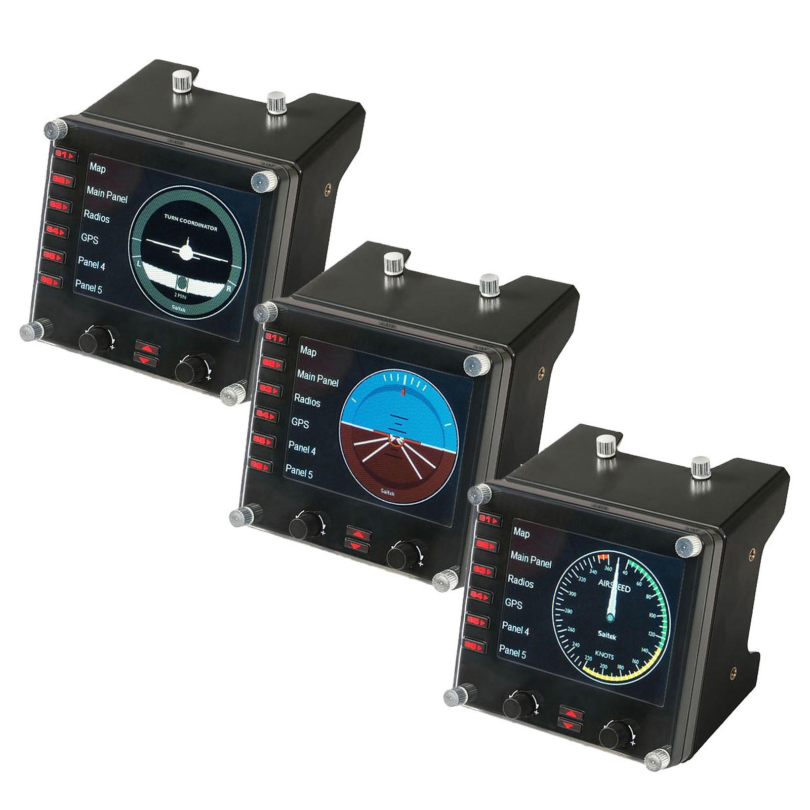 Saitek Pro Flight Instrument Panel x3