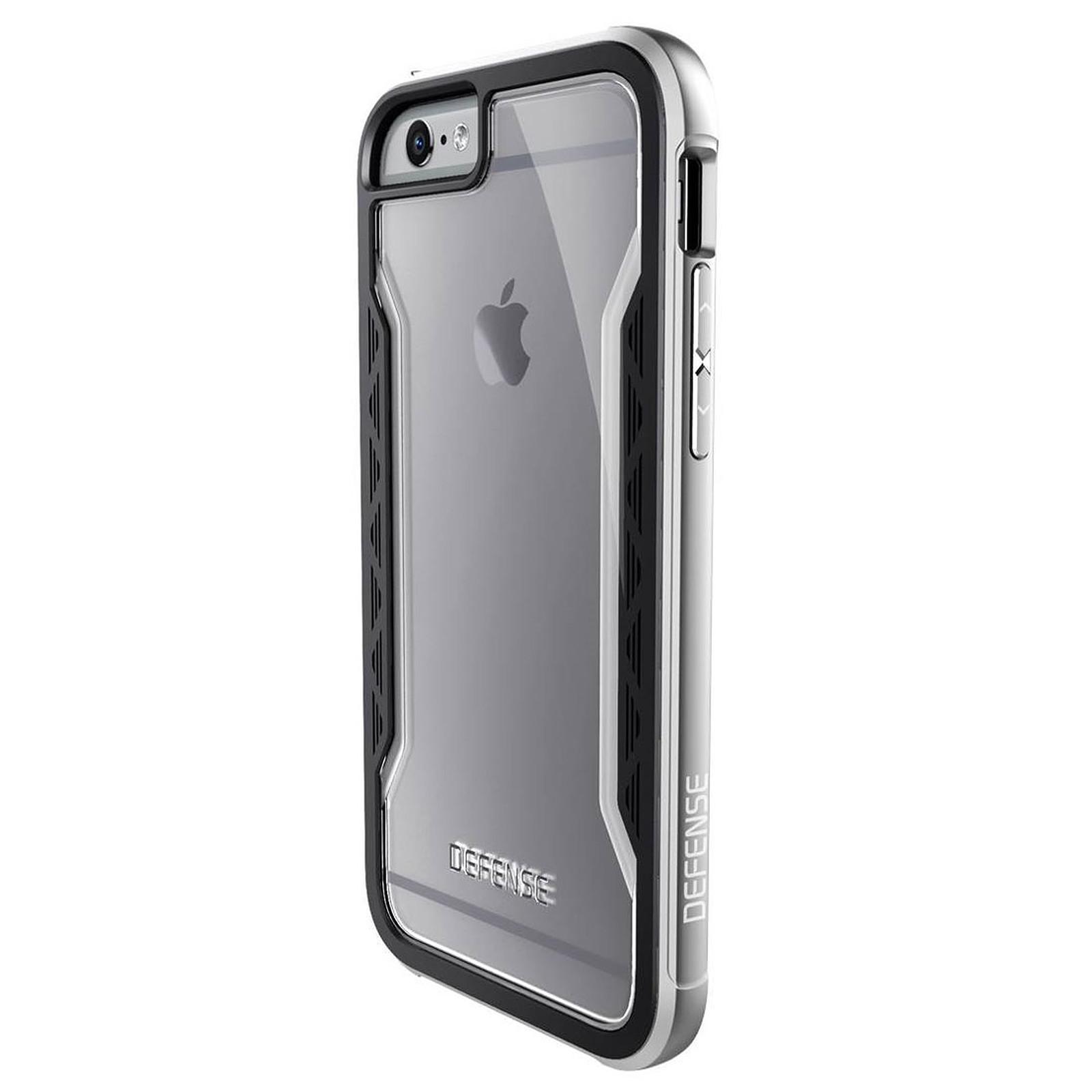 X-Doria Coque de protection defense shield argent iPhone 6