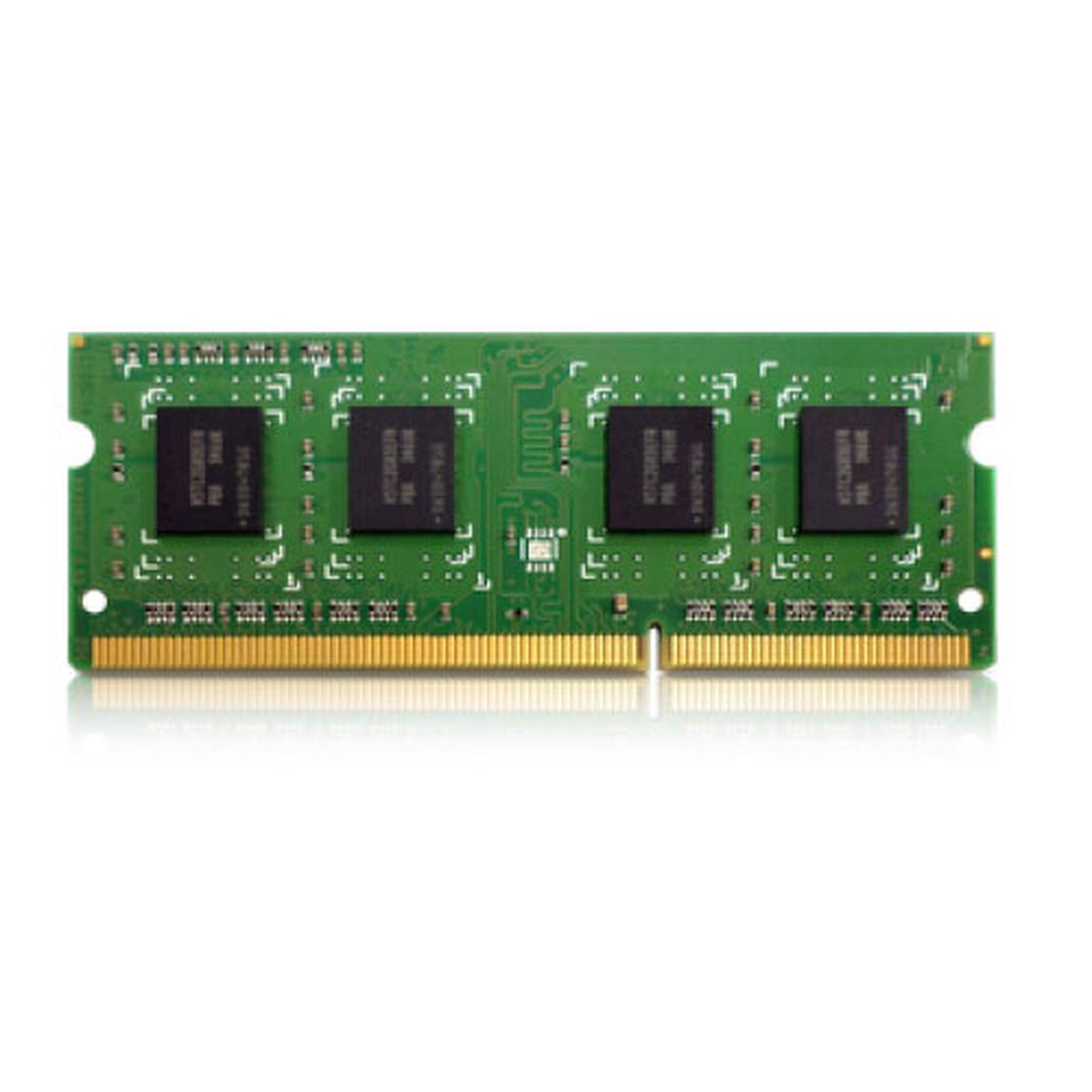 QNAP 4 Go DDR3L SO-DIMM 1600MHz