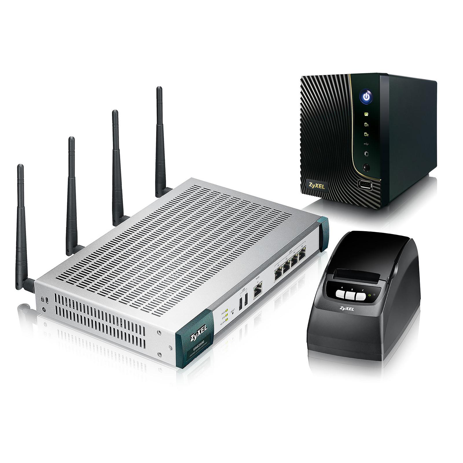 ZyXEL UAG2100PACK - solution hotspot