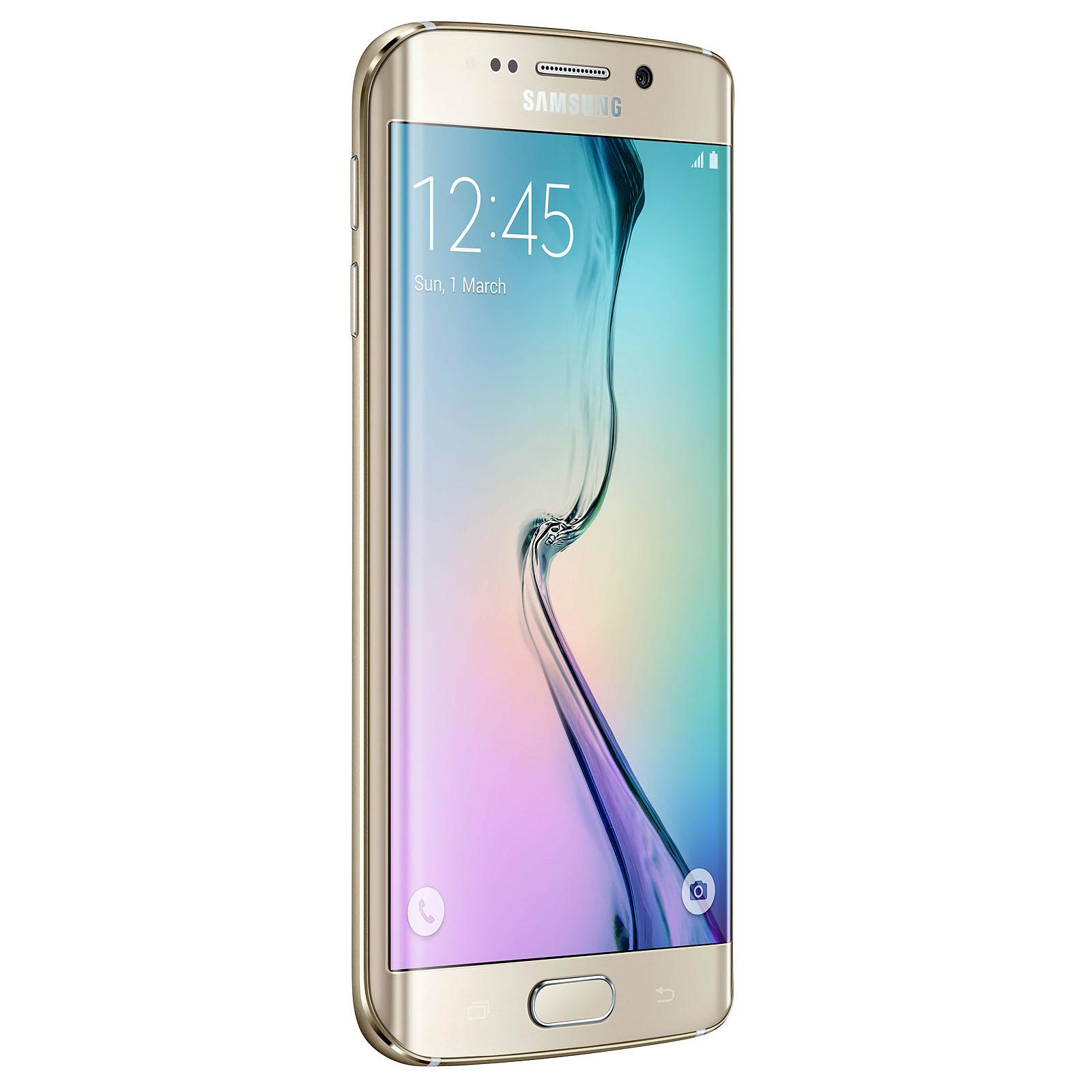 Samsung Galaxy S6 Edge SM-G925F Or 32 Go