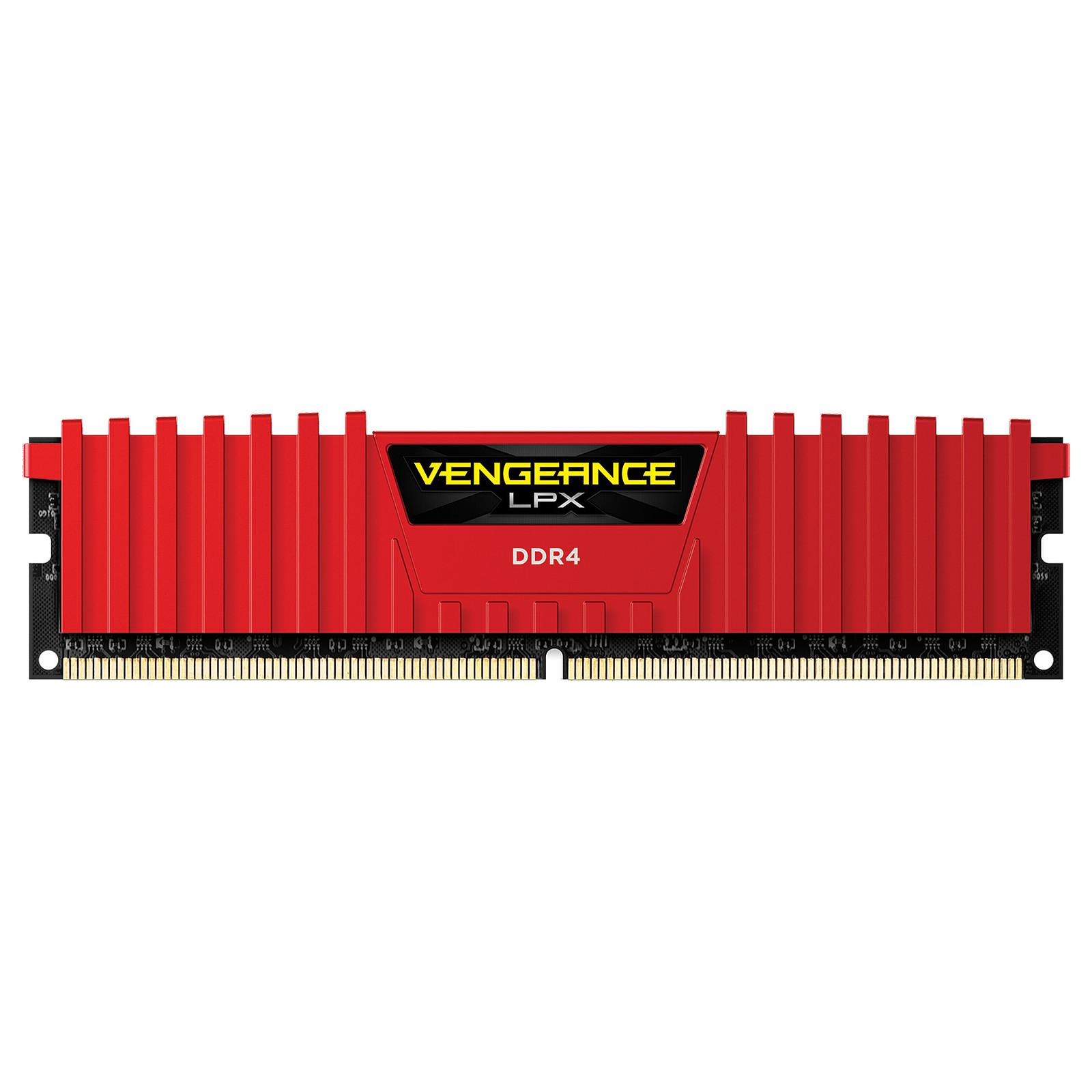 Corsair Vengeance LPX Series Low Profile 8 Go DDR4 2400 MHz CL16