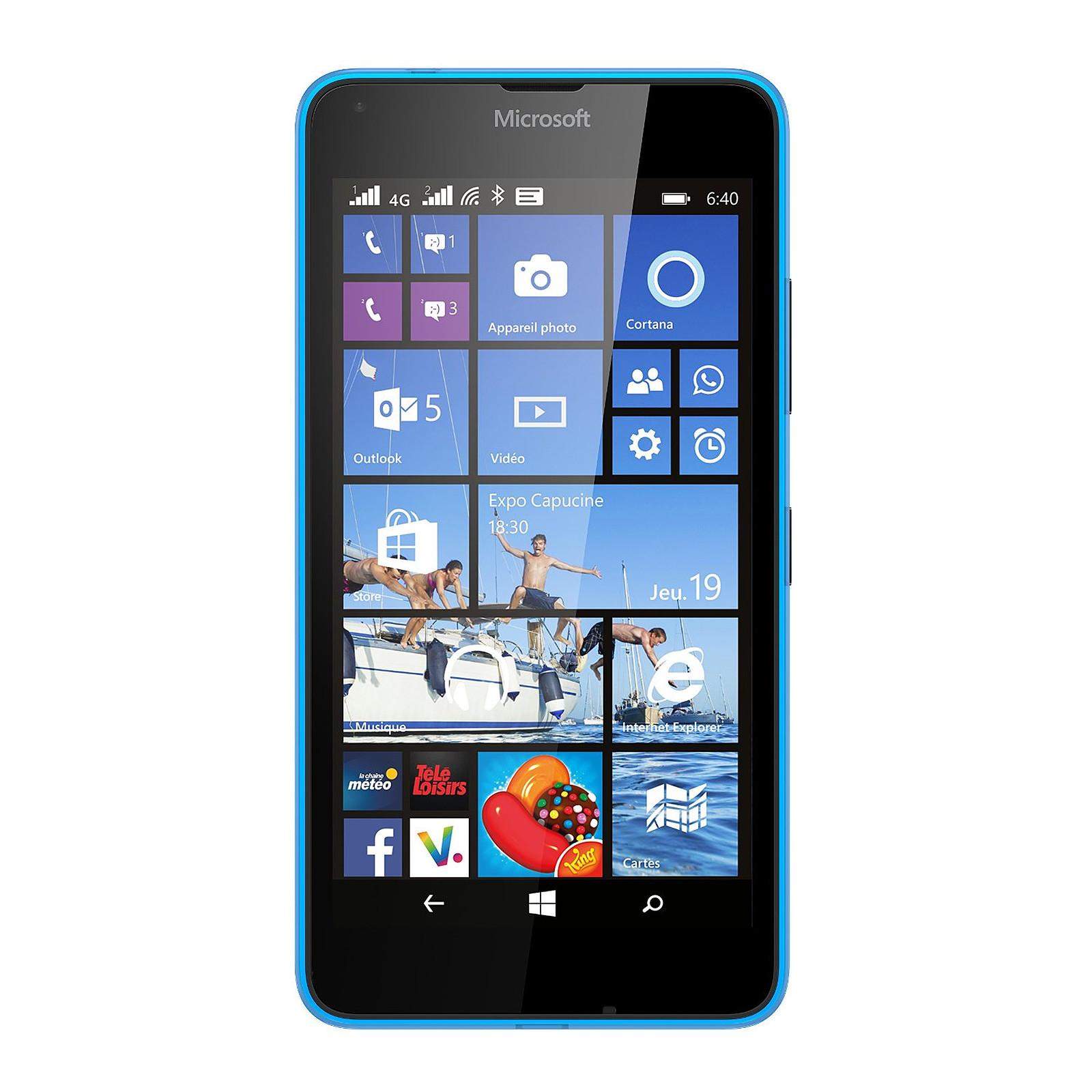Microsoft Lumia 640 Dual SIM Cyan