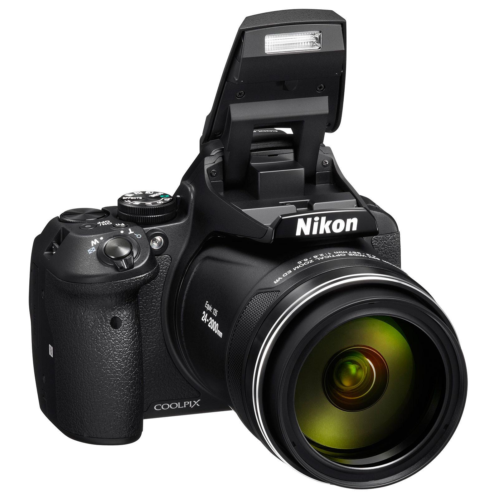reasonably priced on sale genuine shoes Nikon Coolpix P900 Noir