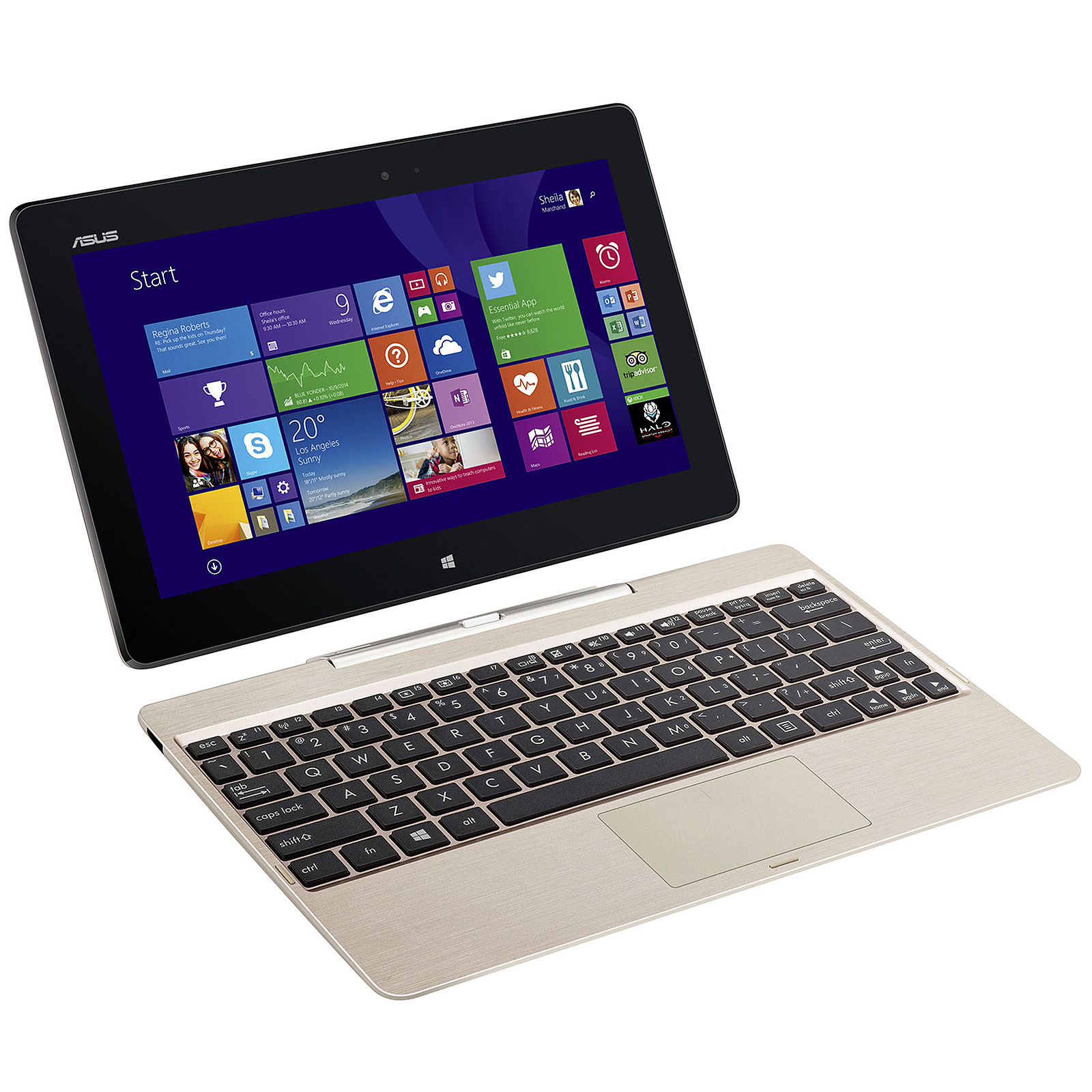 asus transformer book t100tam bing dk046b avec clavier tablette tactile asus sur. Black Bedroom Furniture Sets. Home Design Ideas