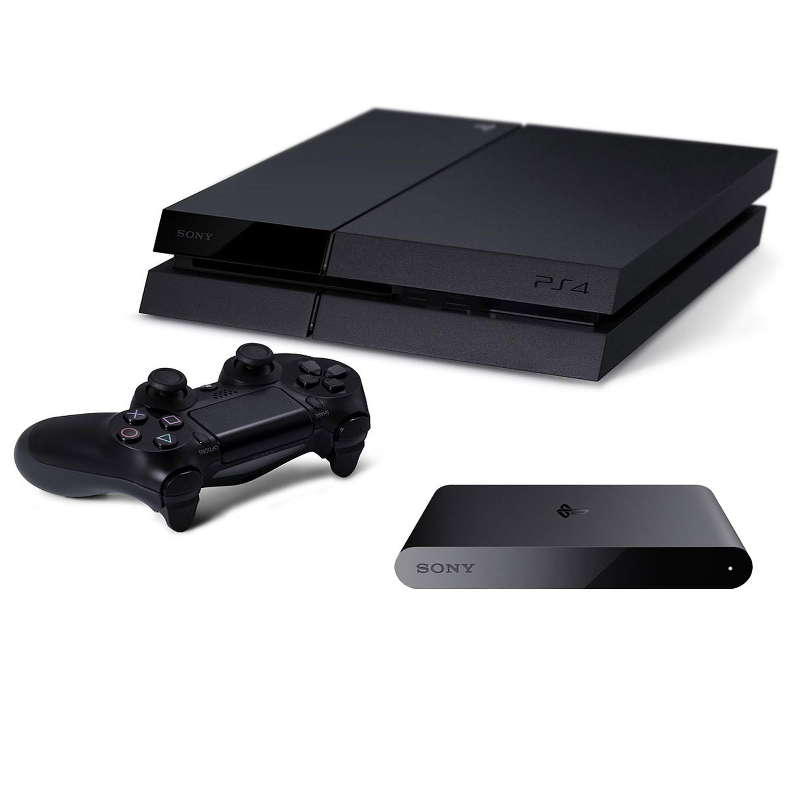 Sony PlayStation 4 + PSTV OFFERT !
