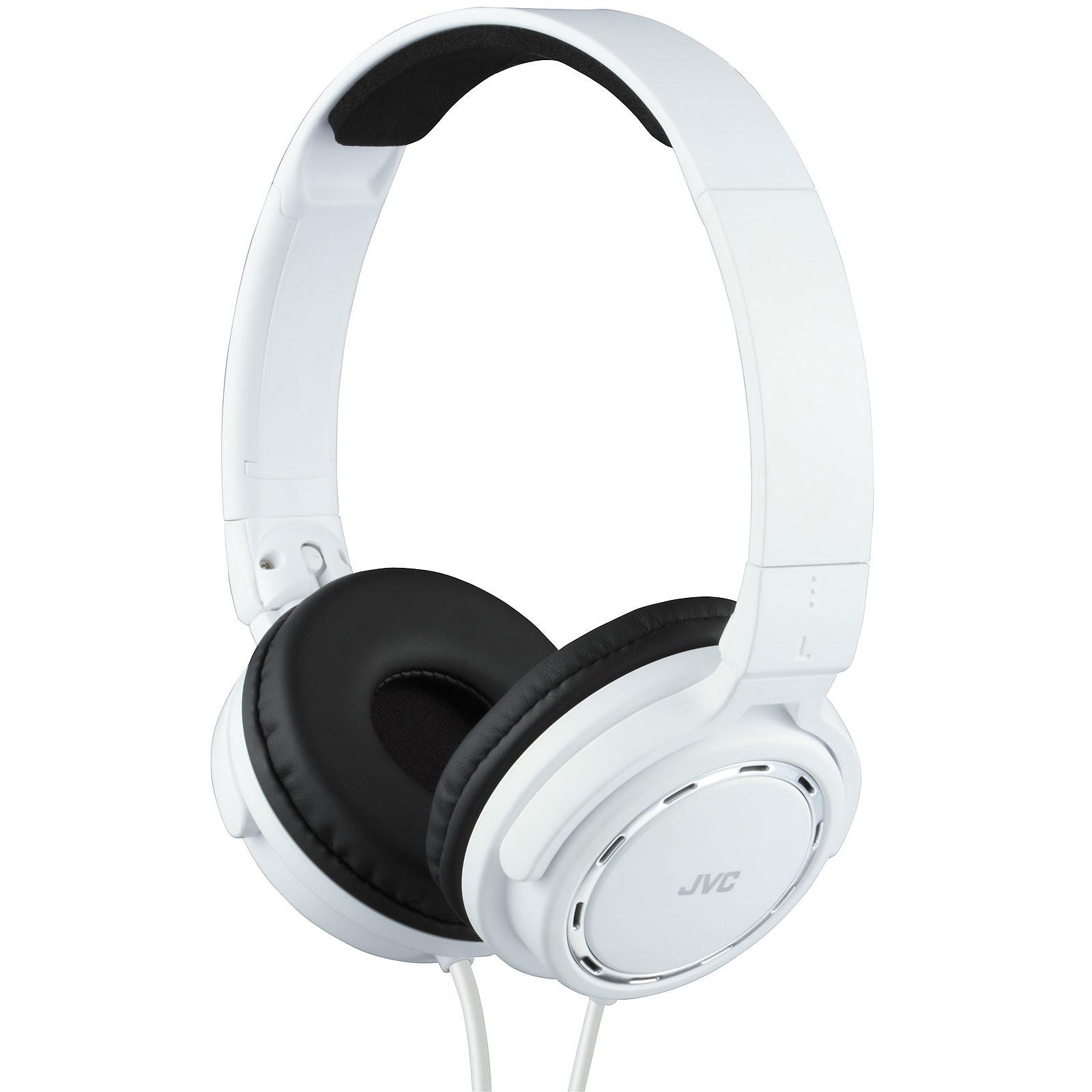 JVC HA-S520 Blanc
