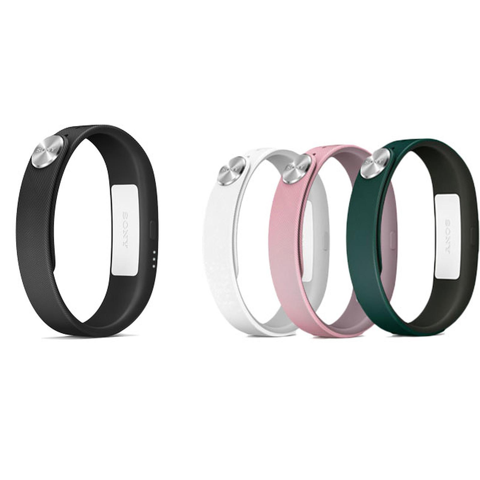 Sony SmartBand SWR10 Noir + 3 Bracelets L