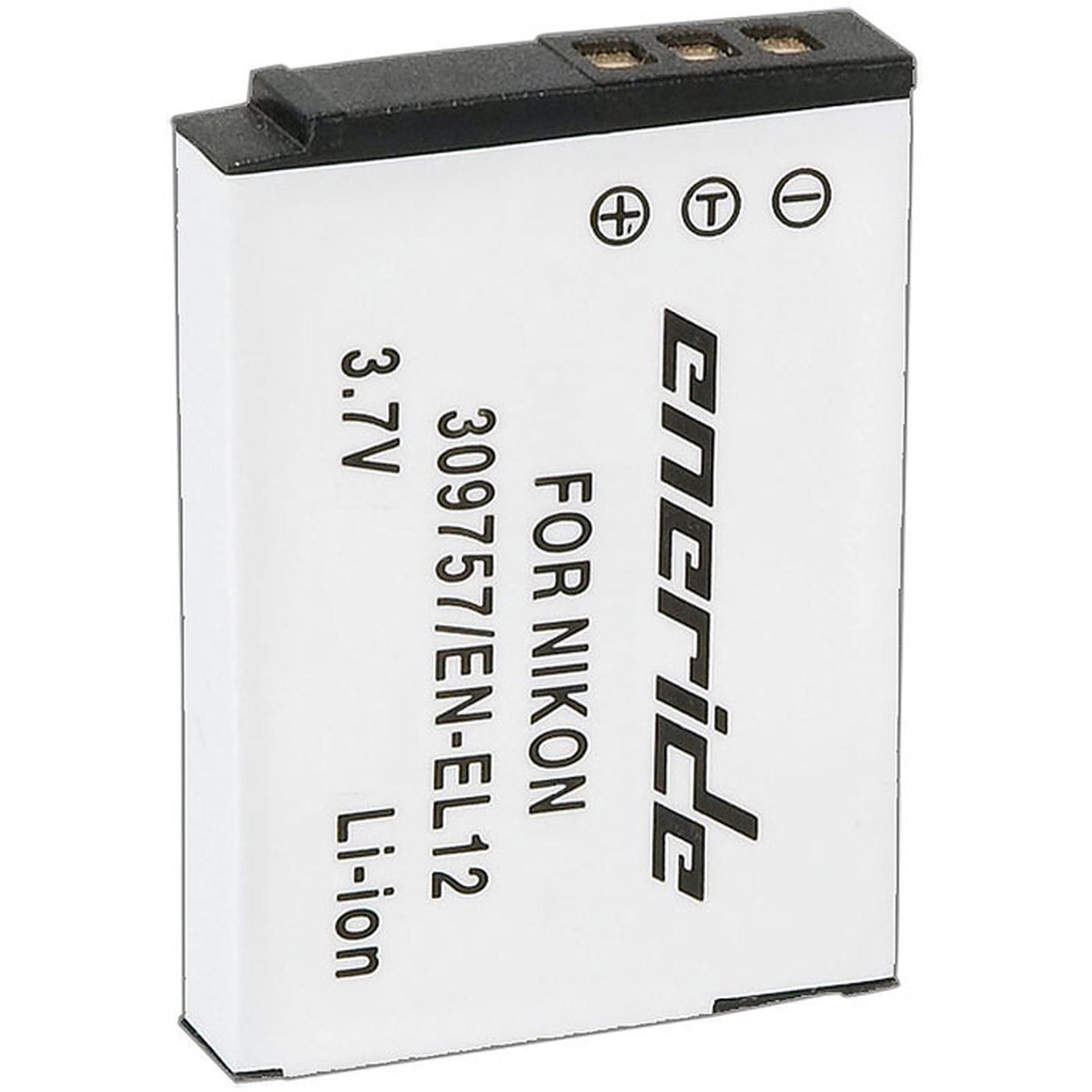 Eneride Batterie compatible EN-EL12