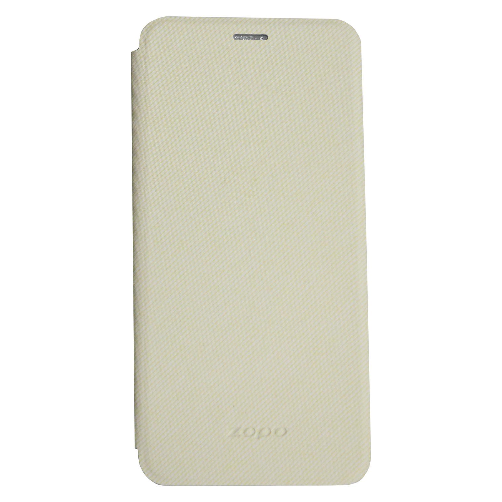Zopo Flip Cover Blanc ZP530