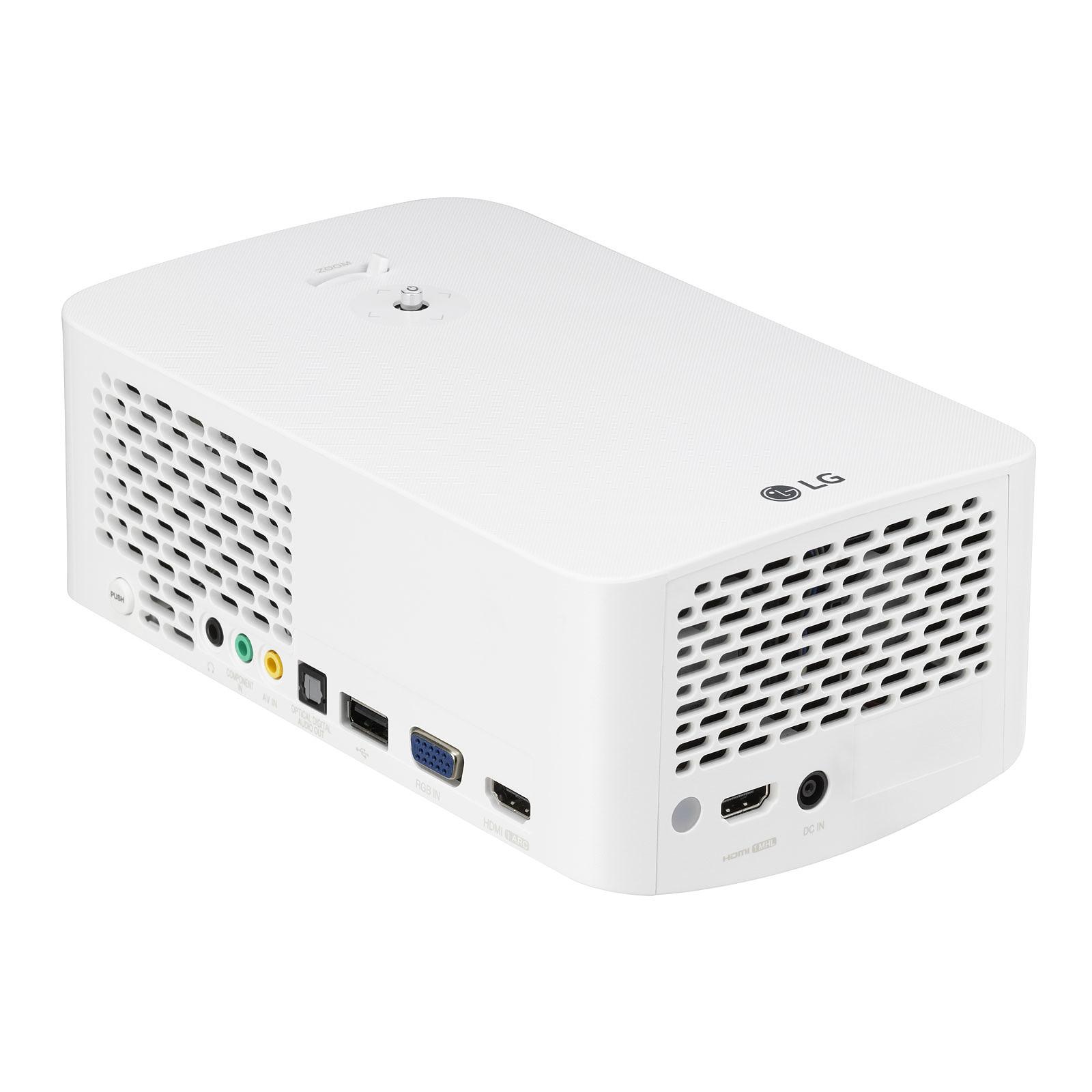 LG Minibeam Pro PF1500G - Vidéoprojecteur LG sur LDLC.com 91ec89c665b9