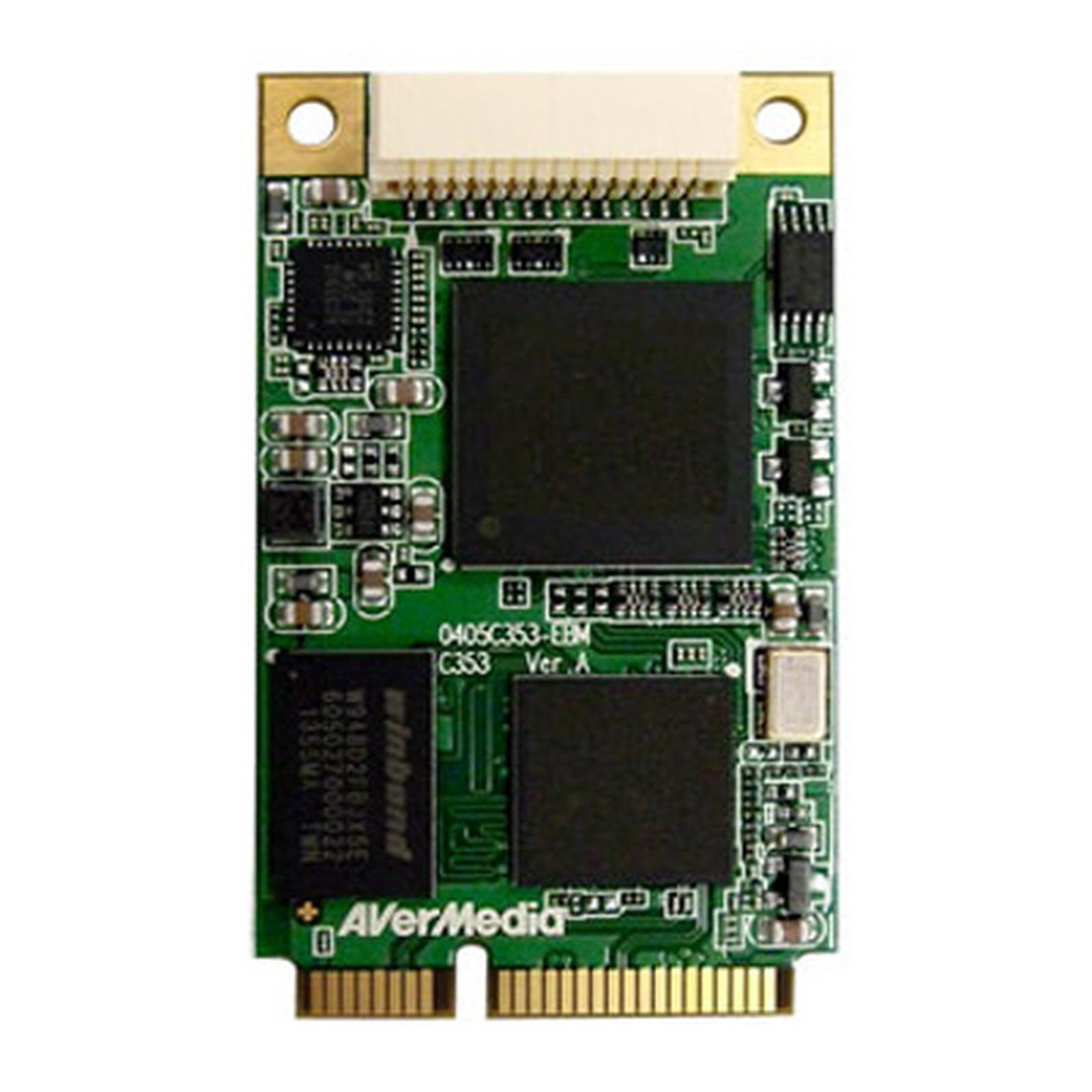 AVerMedia DarkCrystal HD Capture Mini-PCIe