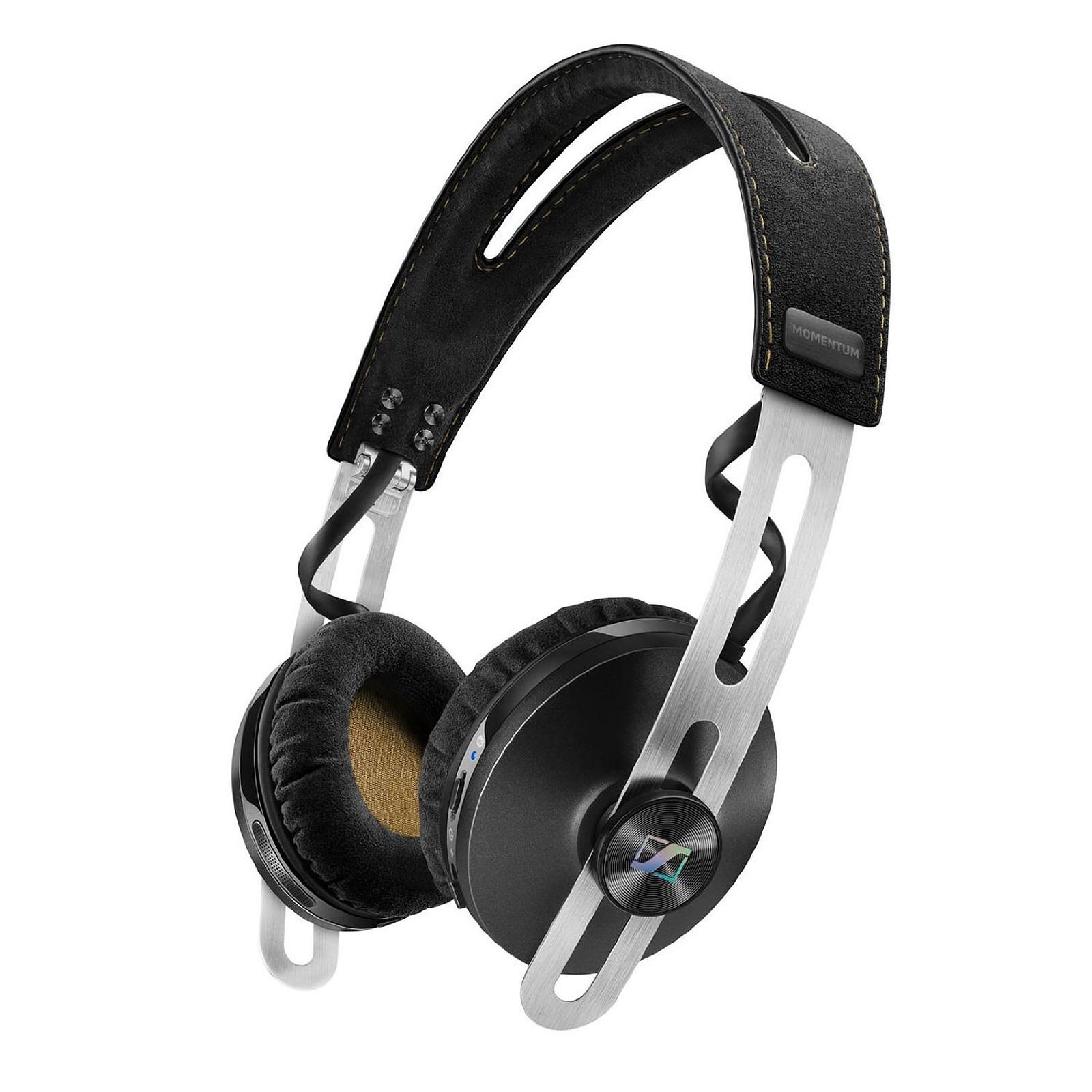 Sennheiser Momentum 2.0 On-Ear Wireless Noir