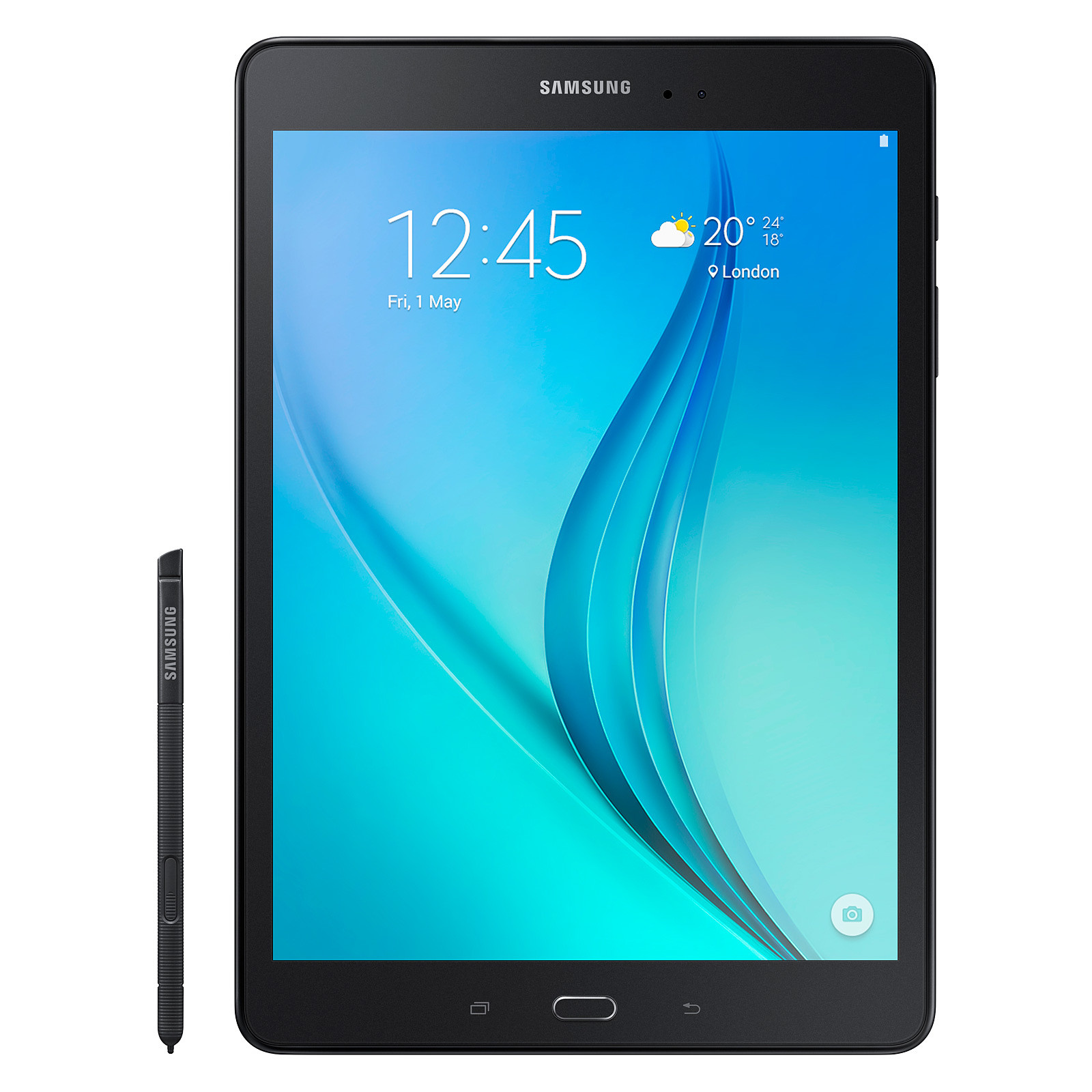 """Samsung Galaxy Tab A 9.7"""" SM-P550 16 Go Noir + S-Pen"""