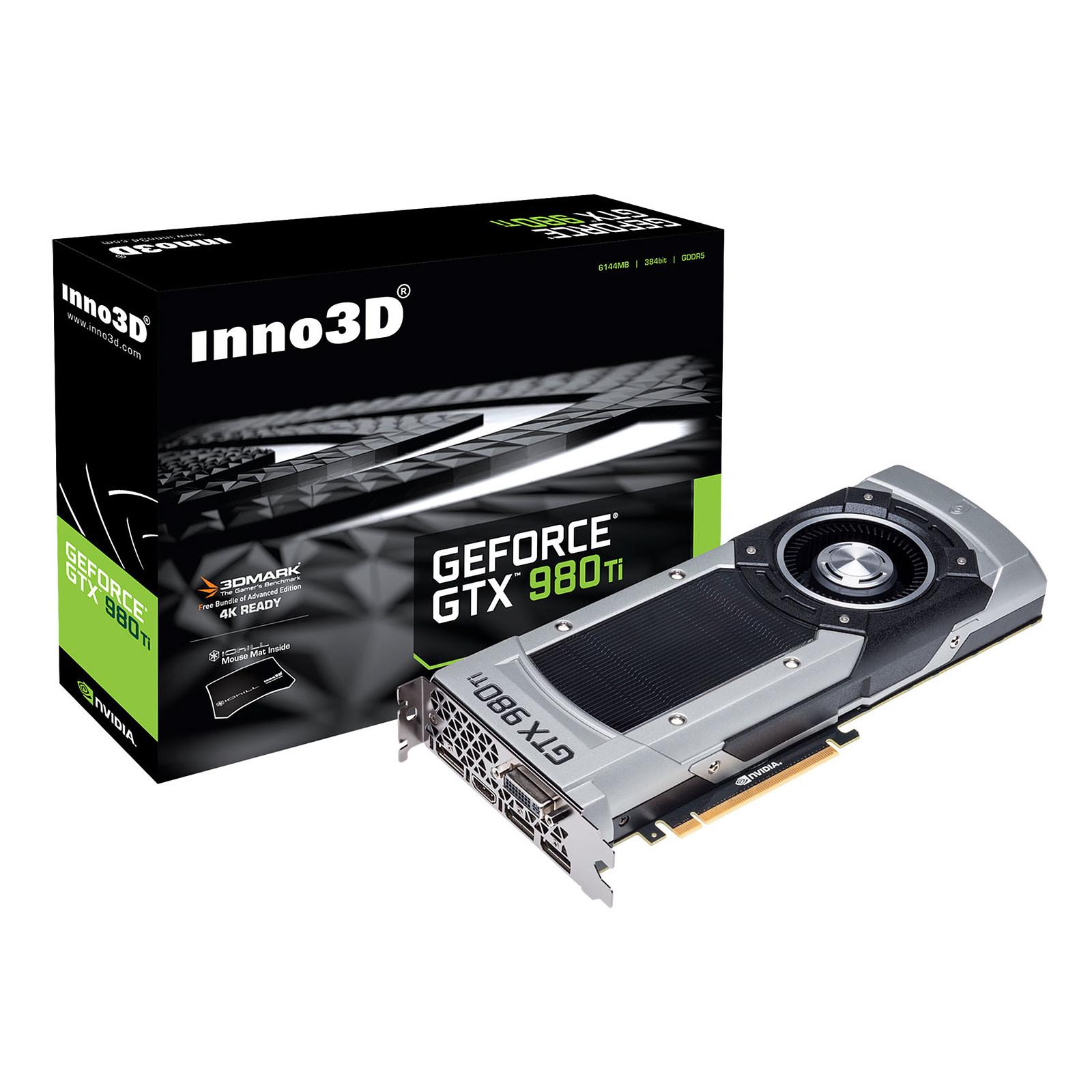 Inno3D N98T-1DDN-N5HN GeForce GTX 980 Ti 6GB