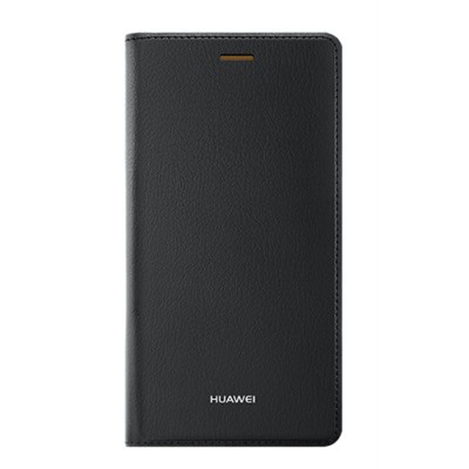 Huawei Flip Case Noir P8 Lite