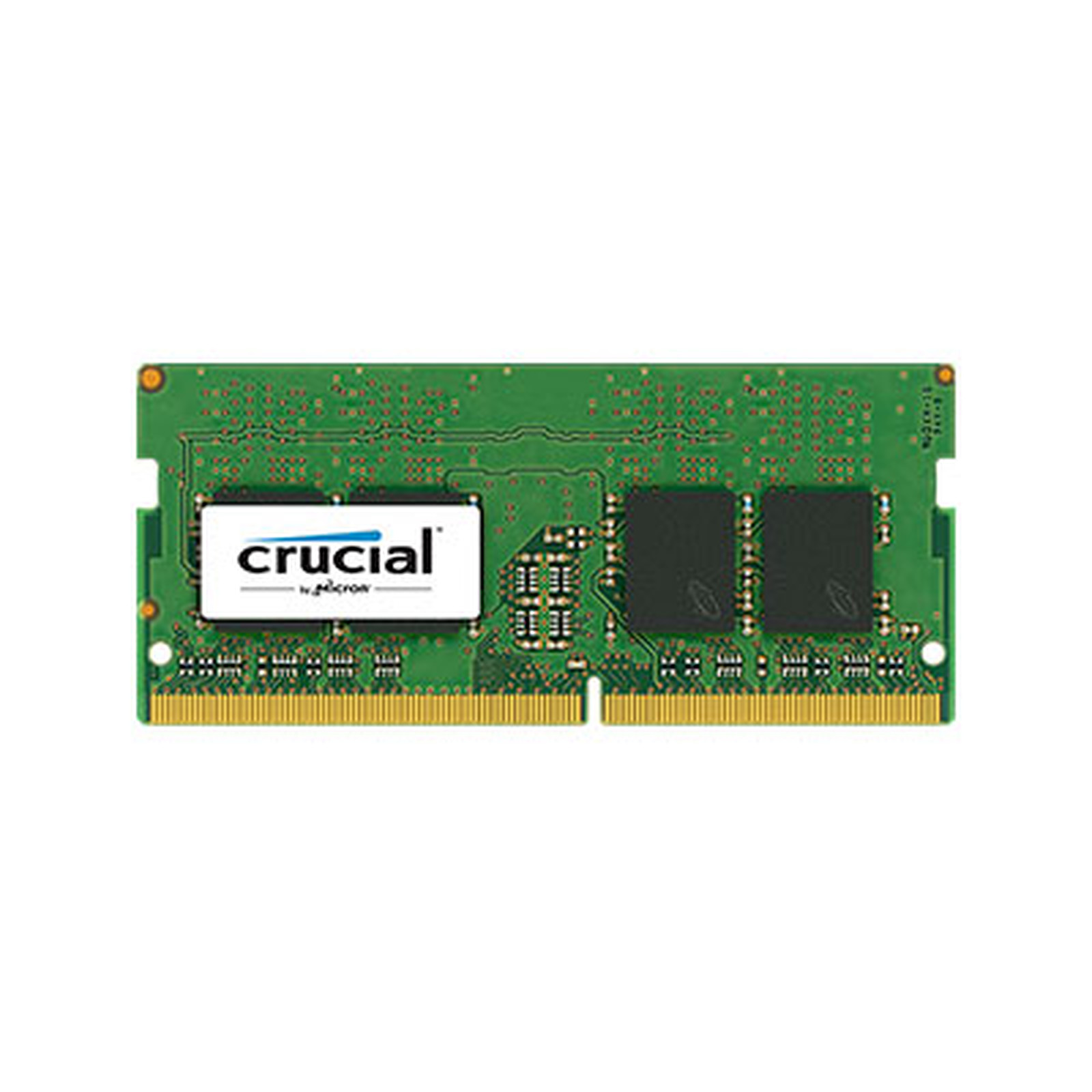 Crucial SO-DIMM DDR4 8 Go 2400 MHz CL17 SR X8