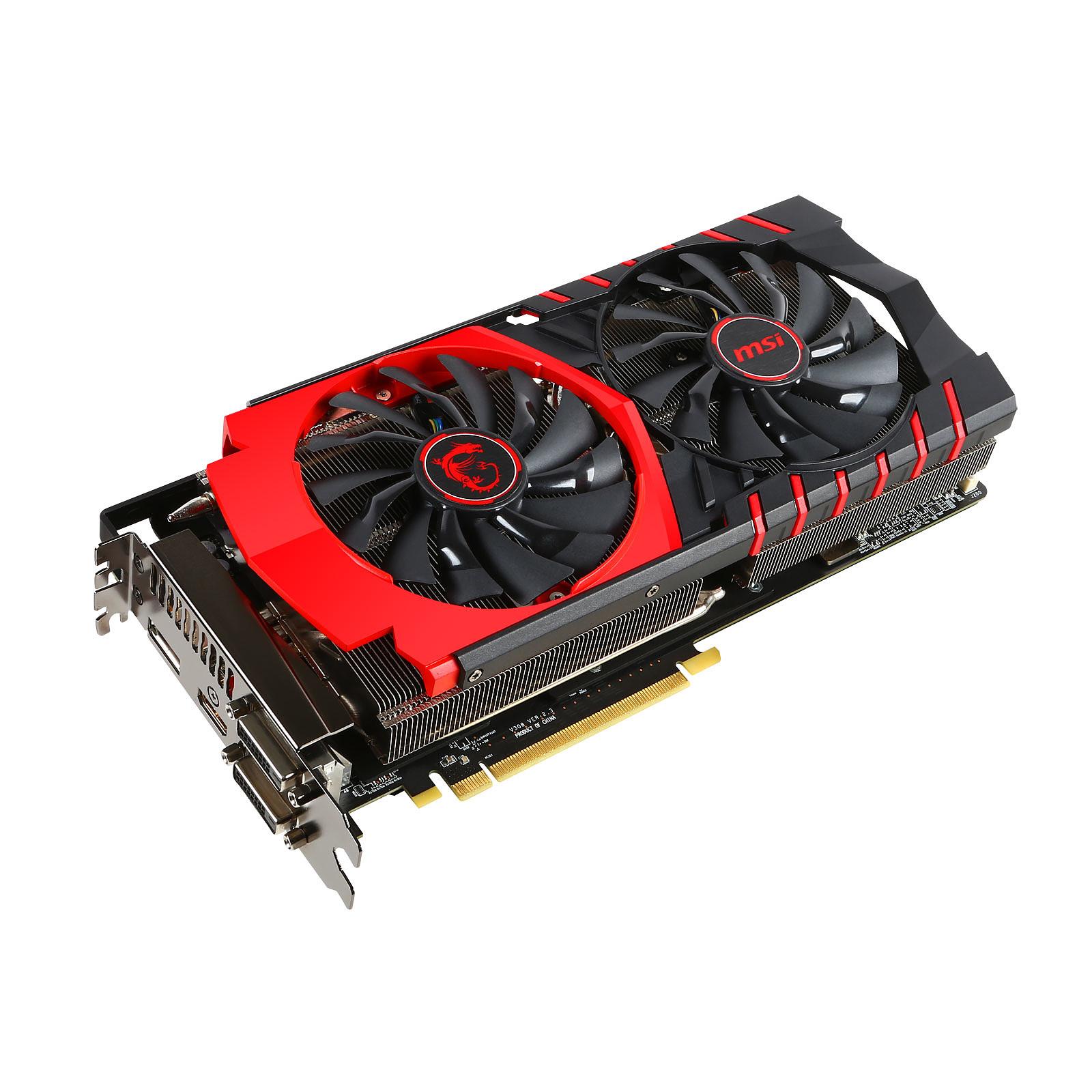 MSI Radeon R9 390X GAMING 8G