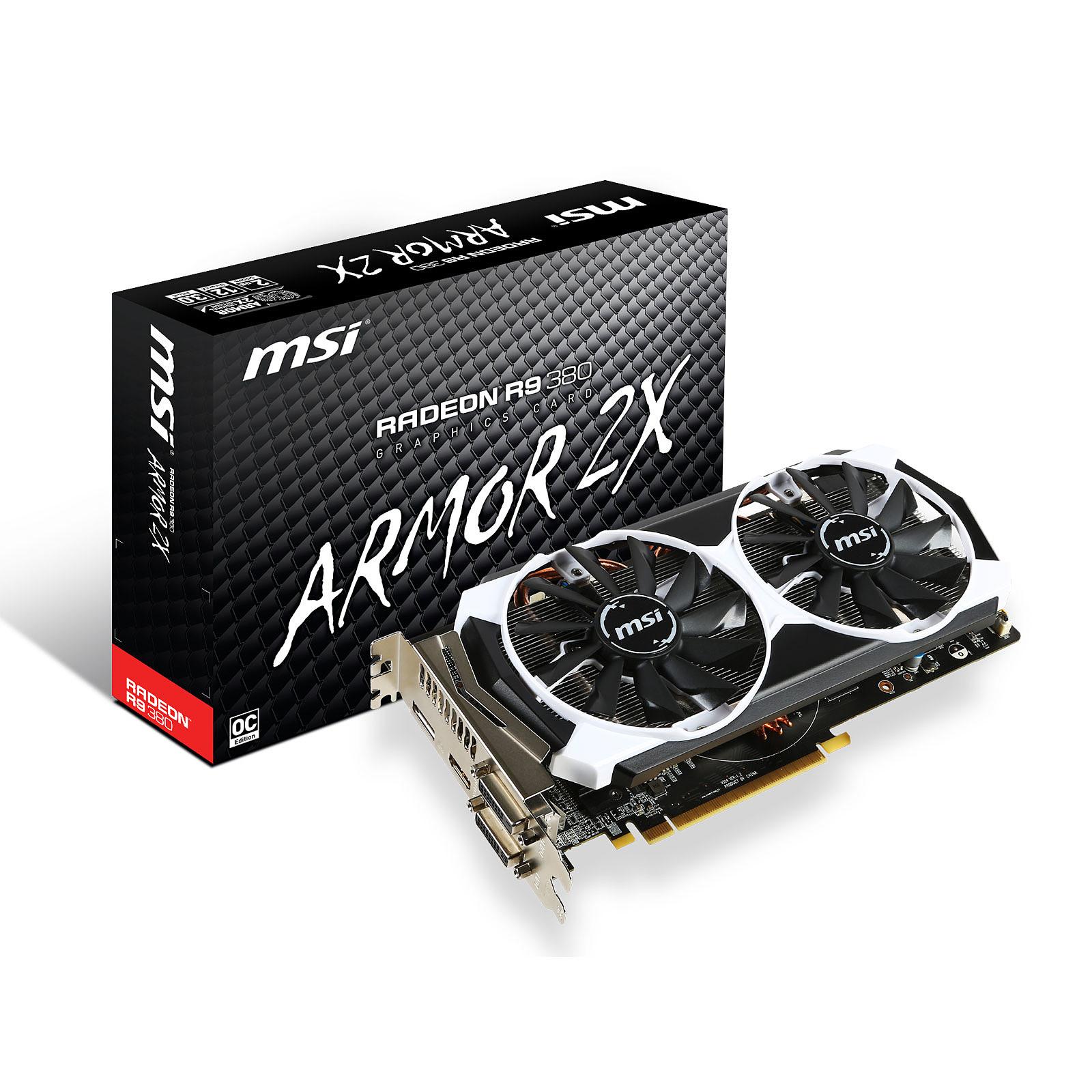 MSI Radeon R9 380 2GD5T OC