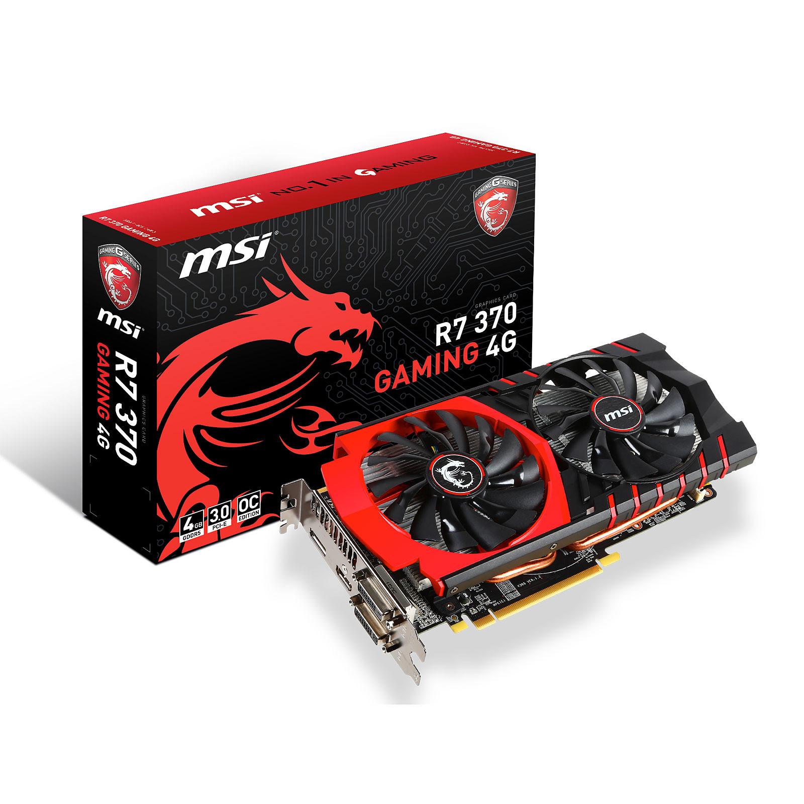 MSI Radeon R7 370 GAMING 4G