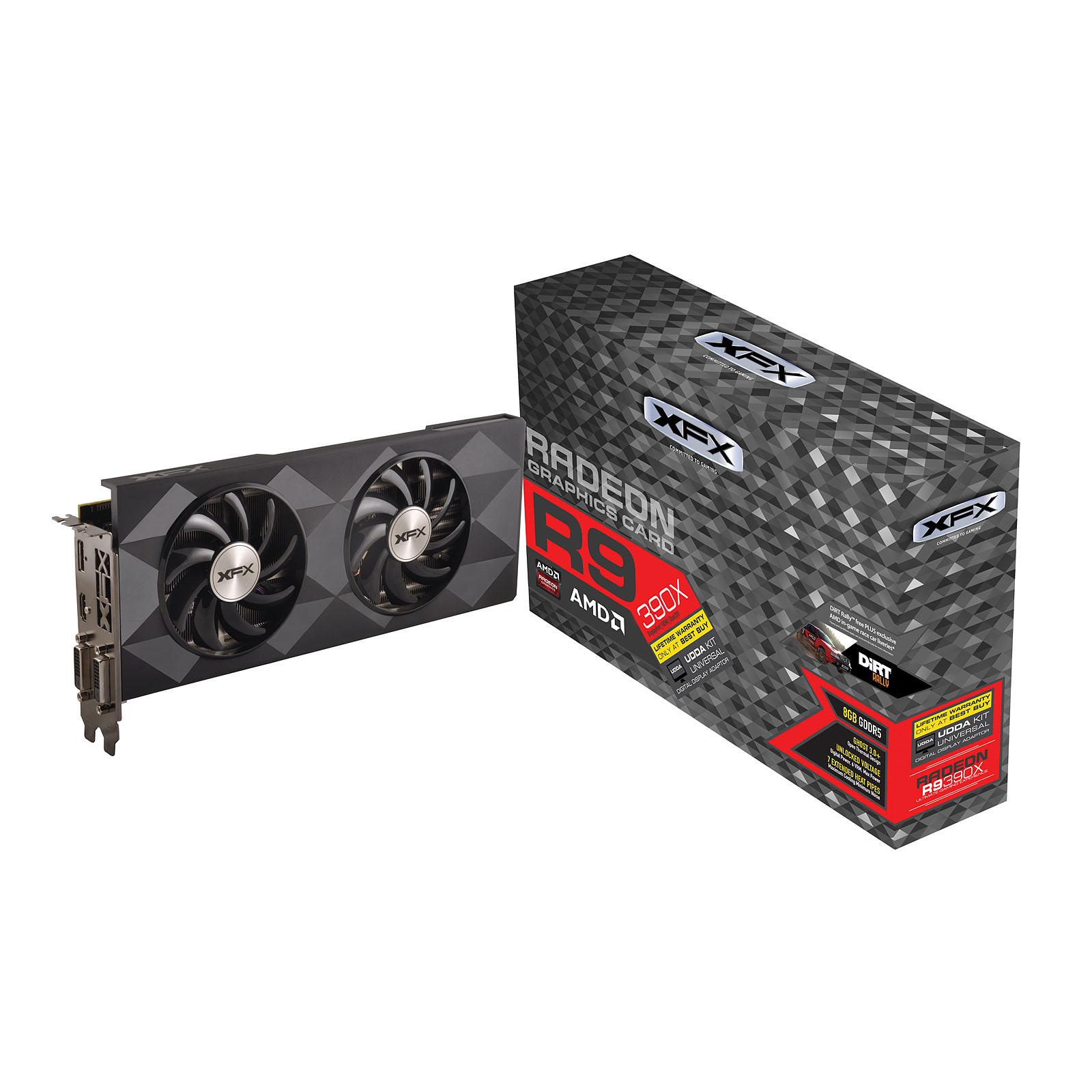 XFX Radeon R9 390X R9-390X-8DF6