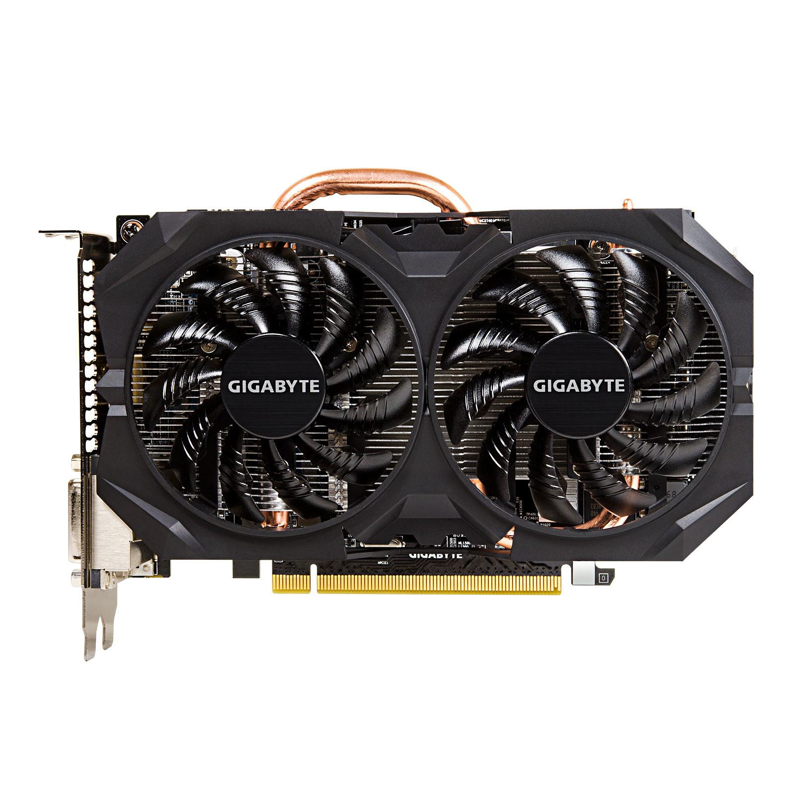 Gigabyte Radeon R7 370 GV-R737WF2OC-2GD