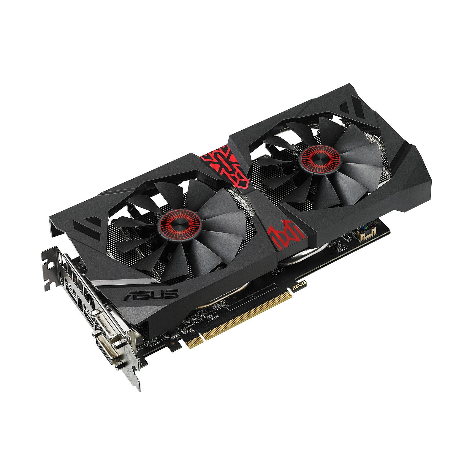 ASUS Radeon R9 380 STRIX-R9380-DC2OC-2GD5-GAMING