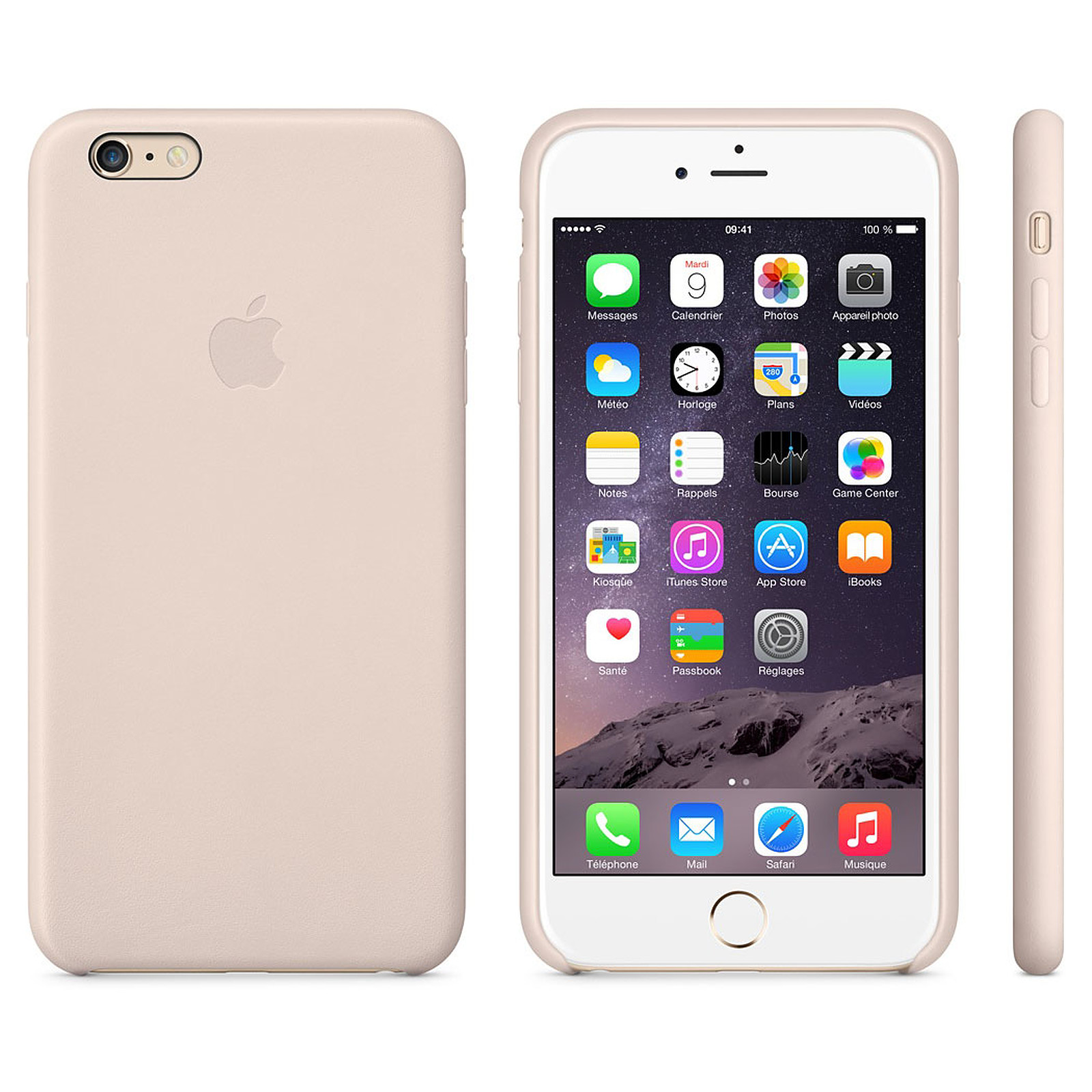 apple coque cuir iphone 6