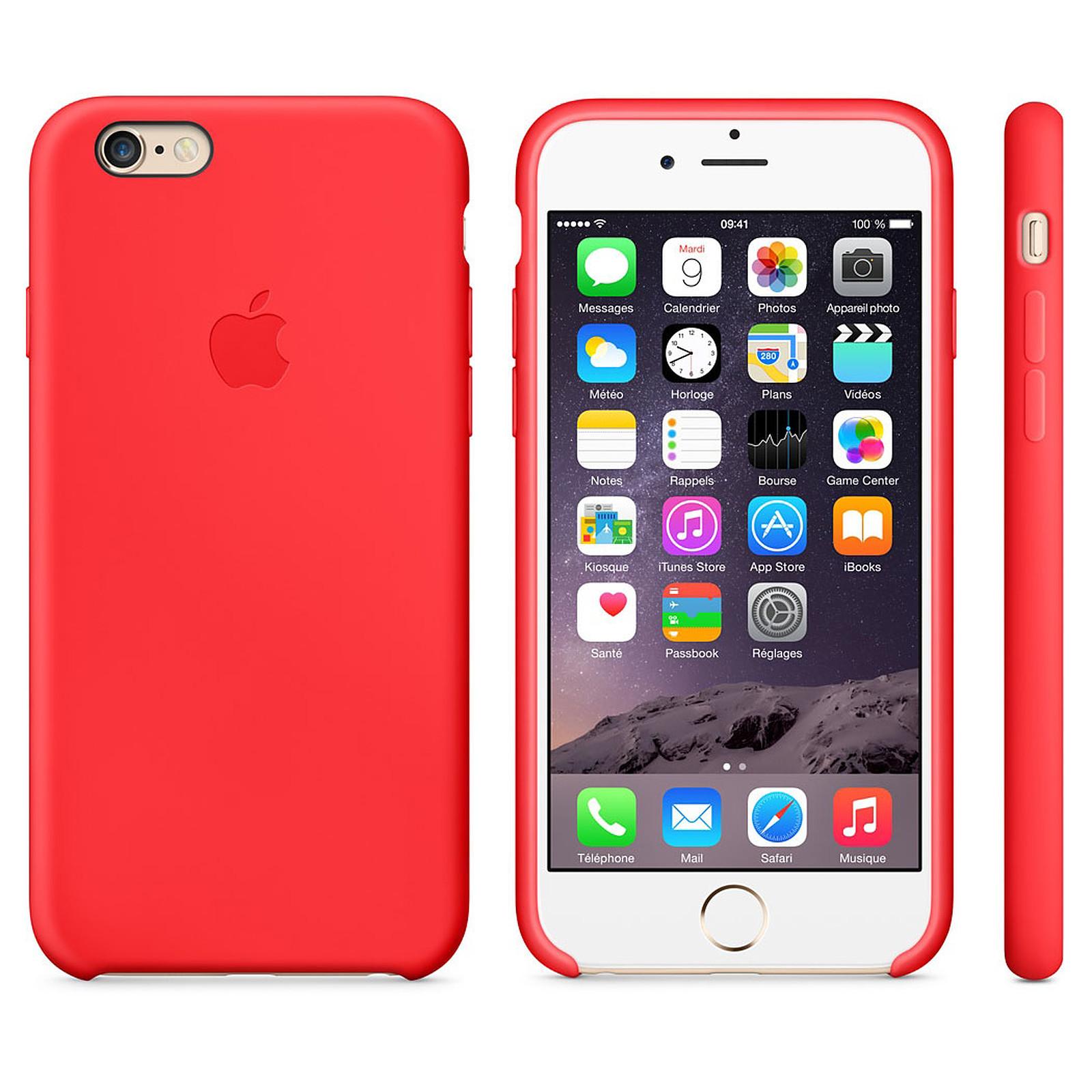 iphone 6 coque en silicone