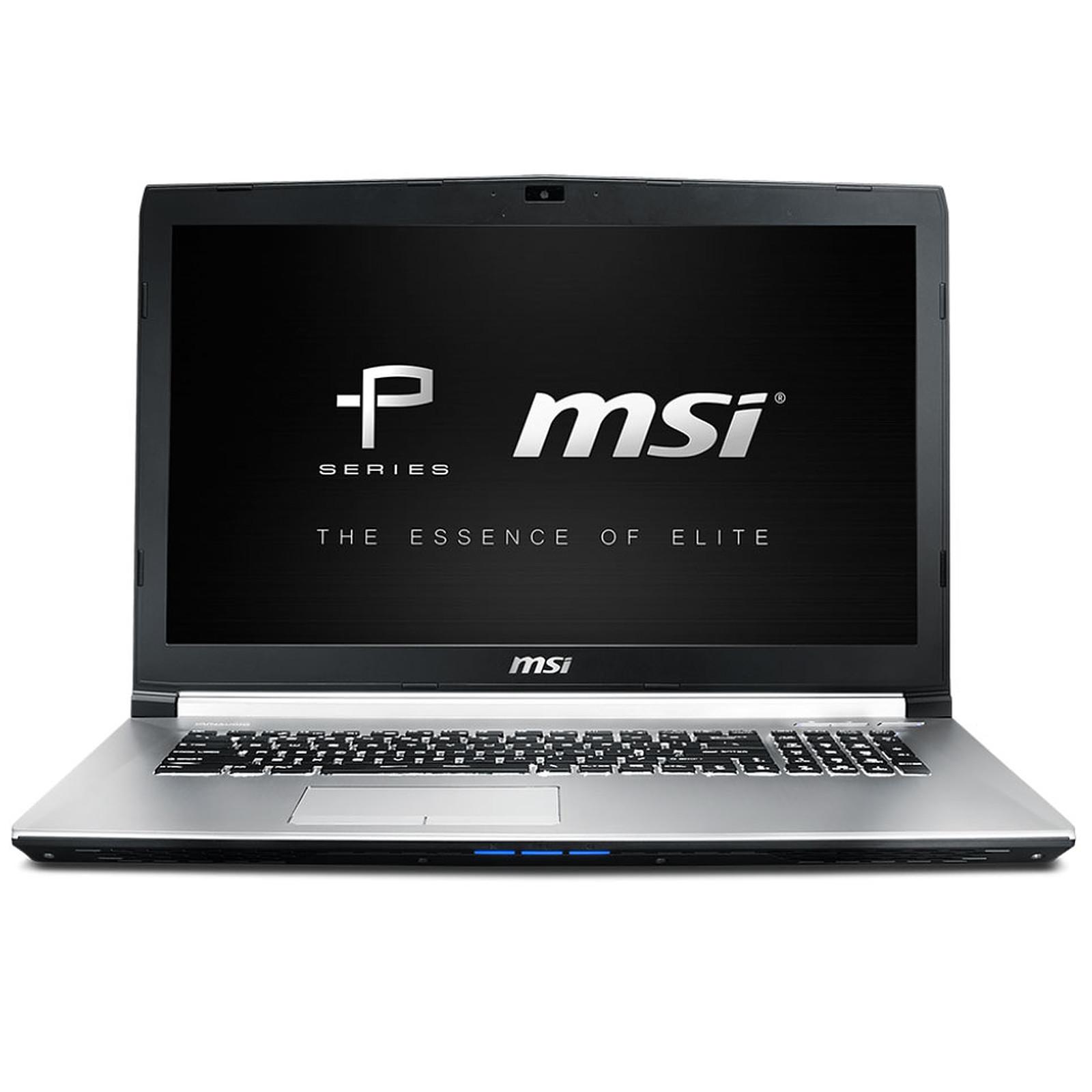 MSI PE70 2QE-213FR