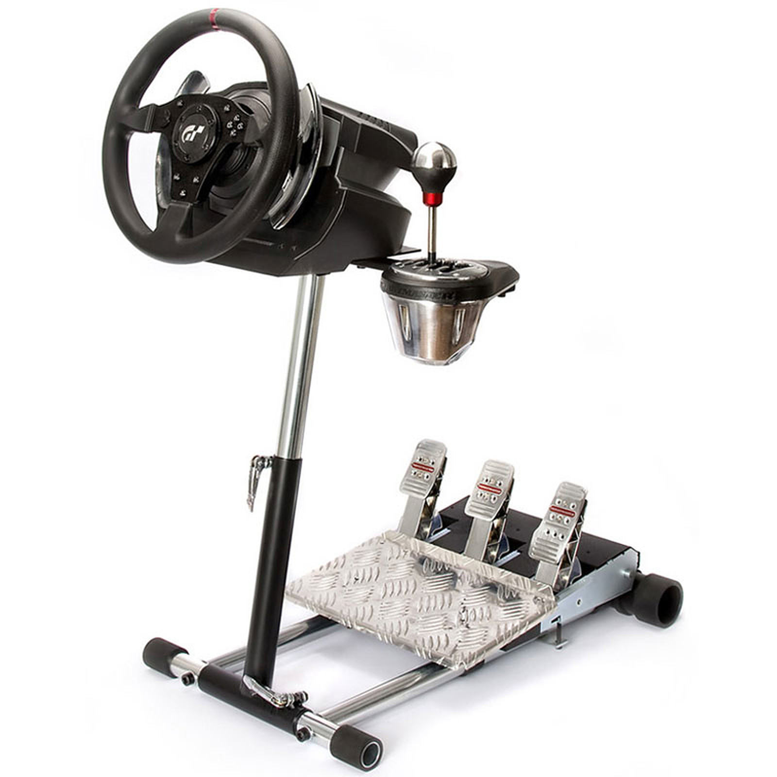 Thrustmaster T500 RS (T500RS) + TH8 Add-On Shifter + Wheel Stand Pro