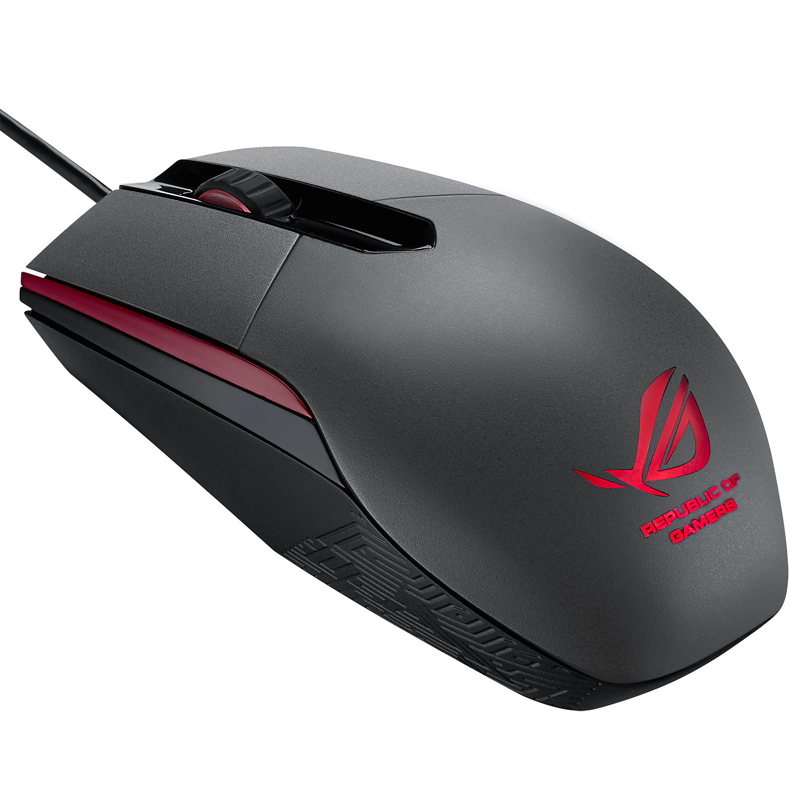 ASUS ROG Republic of Gamers Sica (Negro)