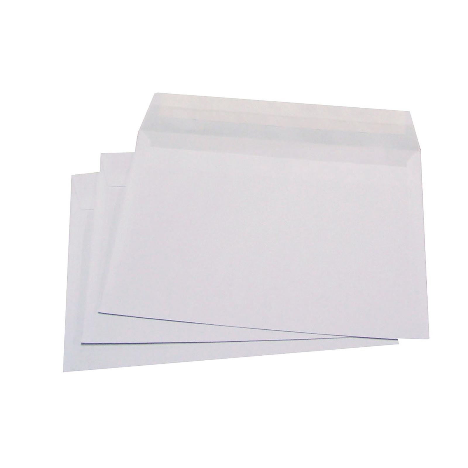 500 enveloppes C5 auto-adhésives 80g pleine