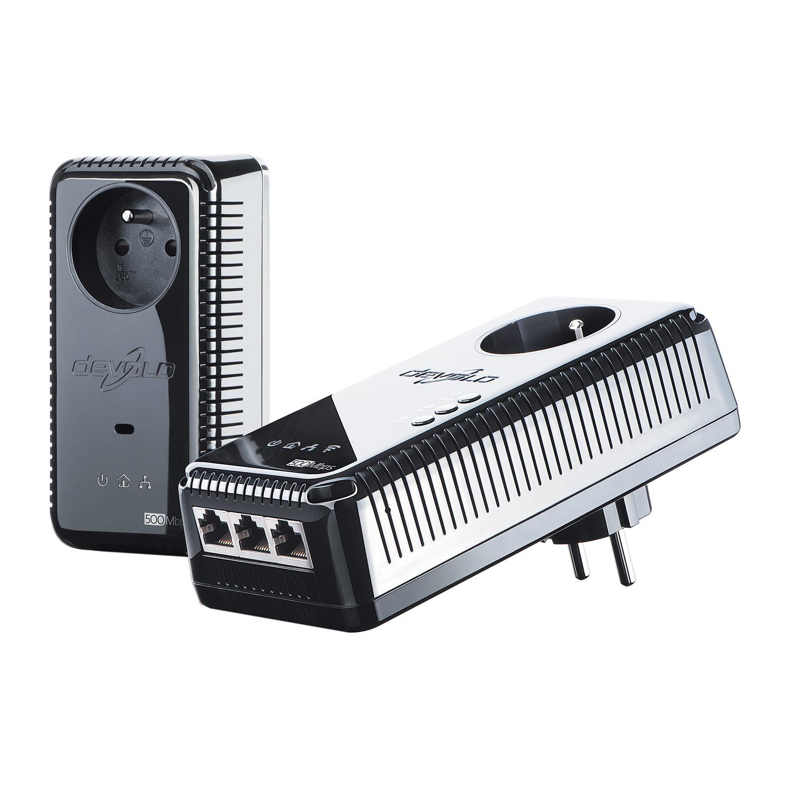 Devolo dLAN pro 500 Wireless+ Starter Kit
