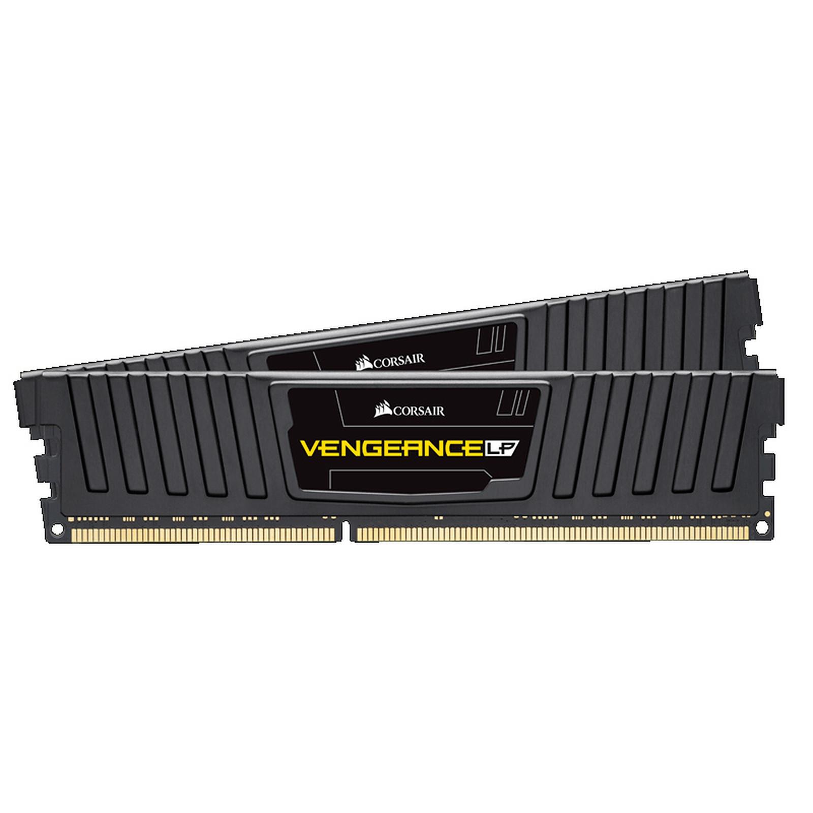 Corsair Vengeance Low Profile Series 8 Go (2 x 4 Go) DDR3L 1600 MHz CL9