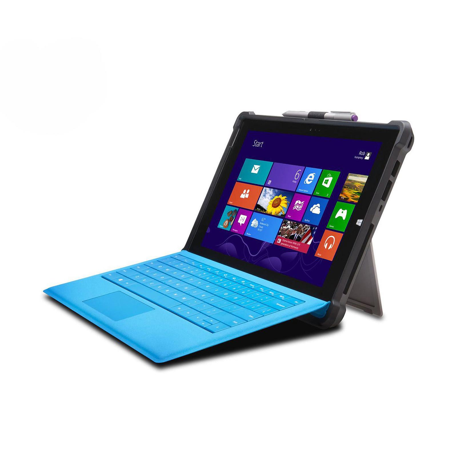 Kensington BlackBelt 1st Degree pour Surface Pro 3 Noir