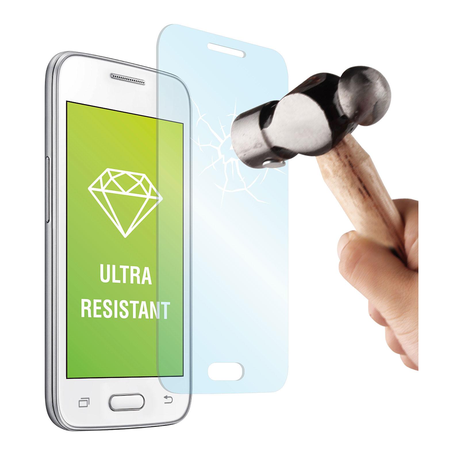 Muvit Film Verre Trempé pour Samsung Galaxy Trend 2 Lite