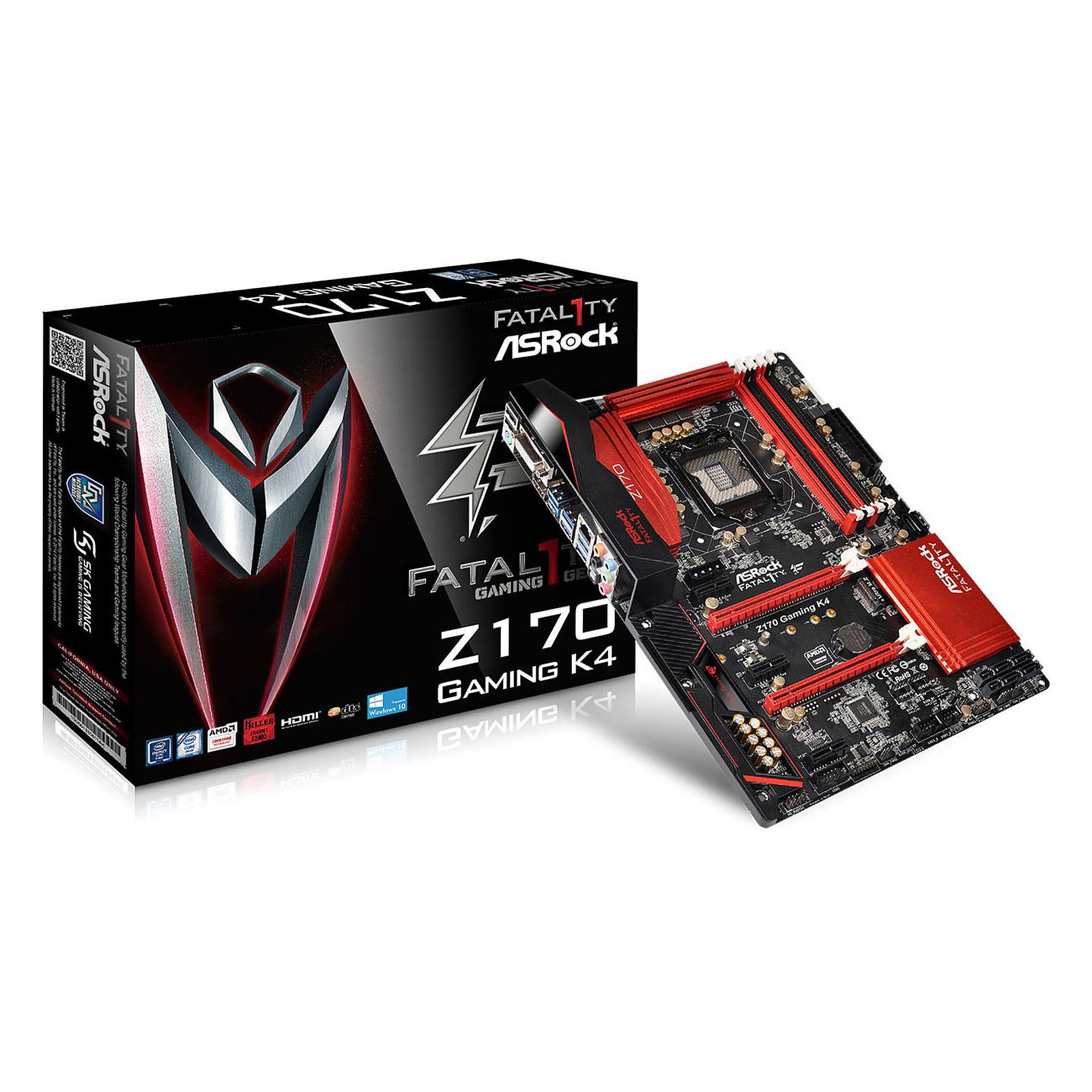 ASRock Z170 Gaming K4